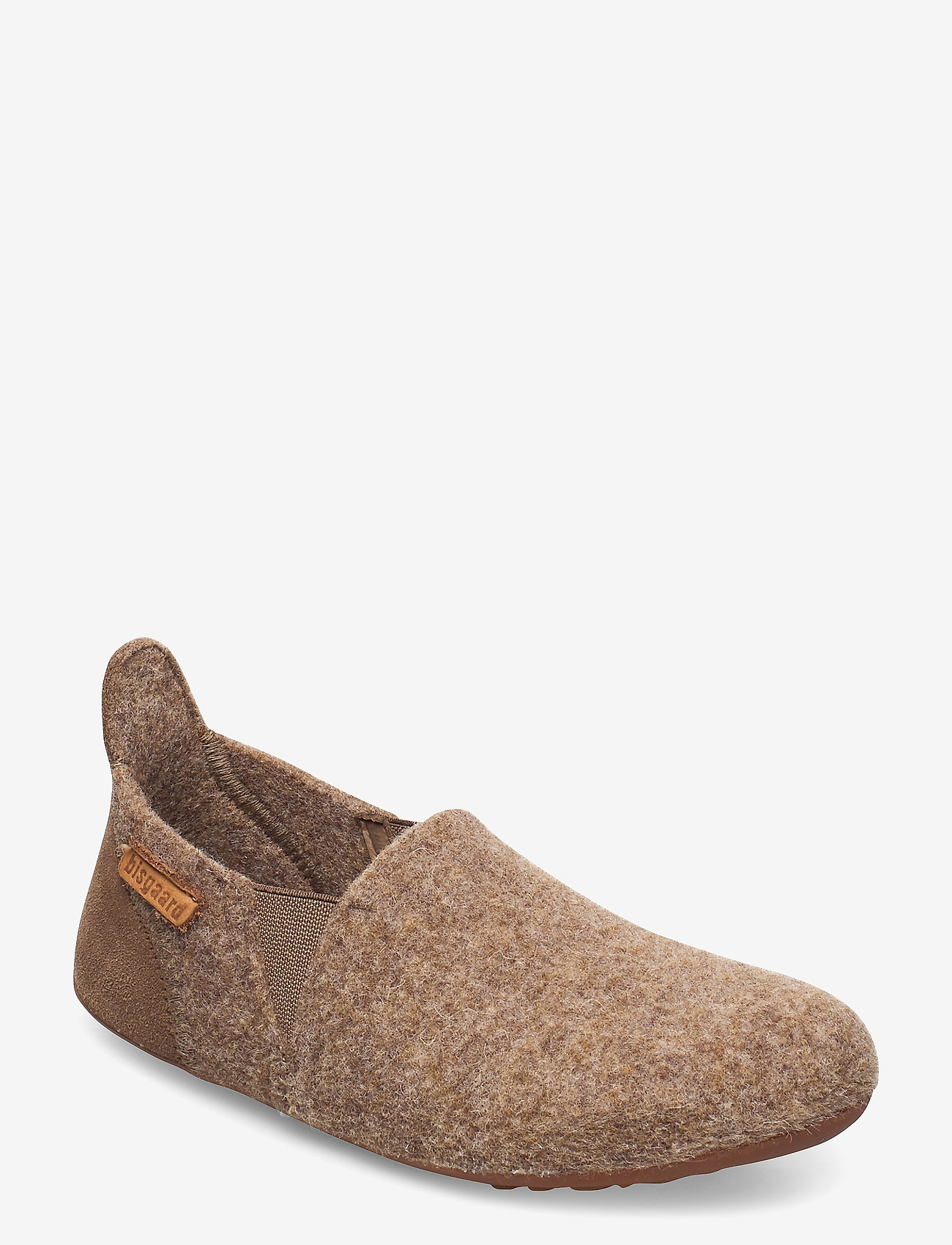 "Bisgaard - HOME SHOE - ""WOOL SAILOR"" - hausschuhe - camel - 0"