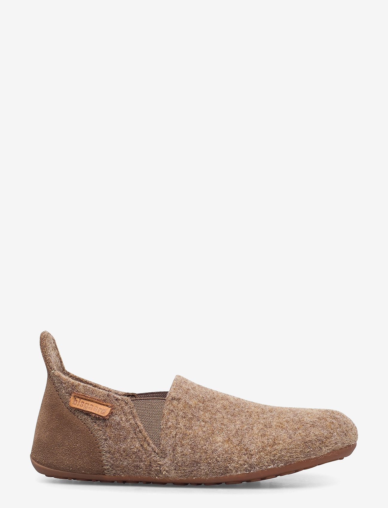 "Bisgaard - HOME SHOE - ""WOOL SAILOR"" - hausschuhe - camel - 1"