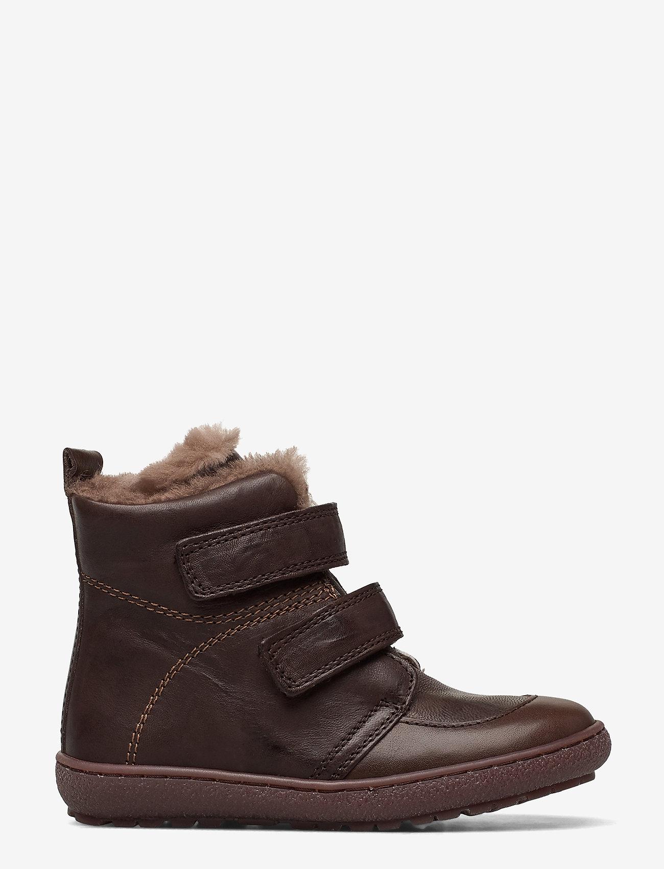 Bisgaard - bisgaard storm - vinterstøvler - brown - 1