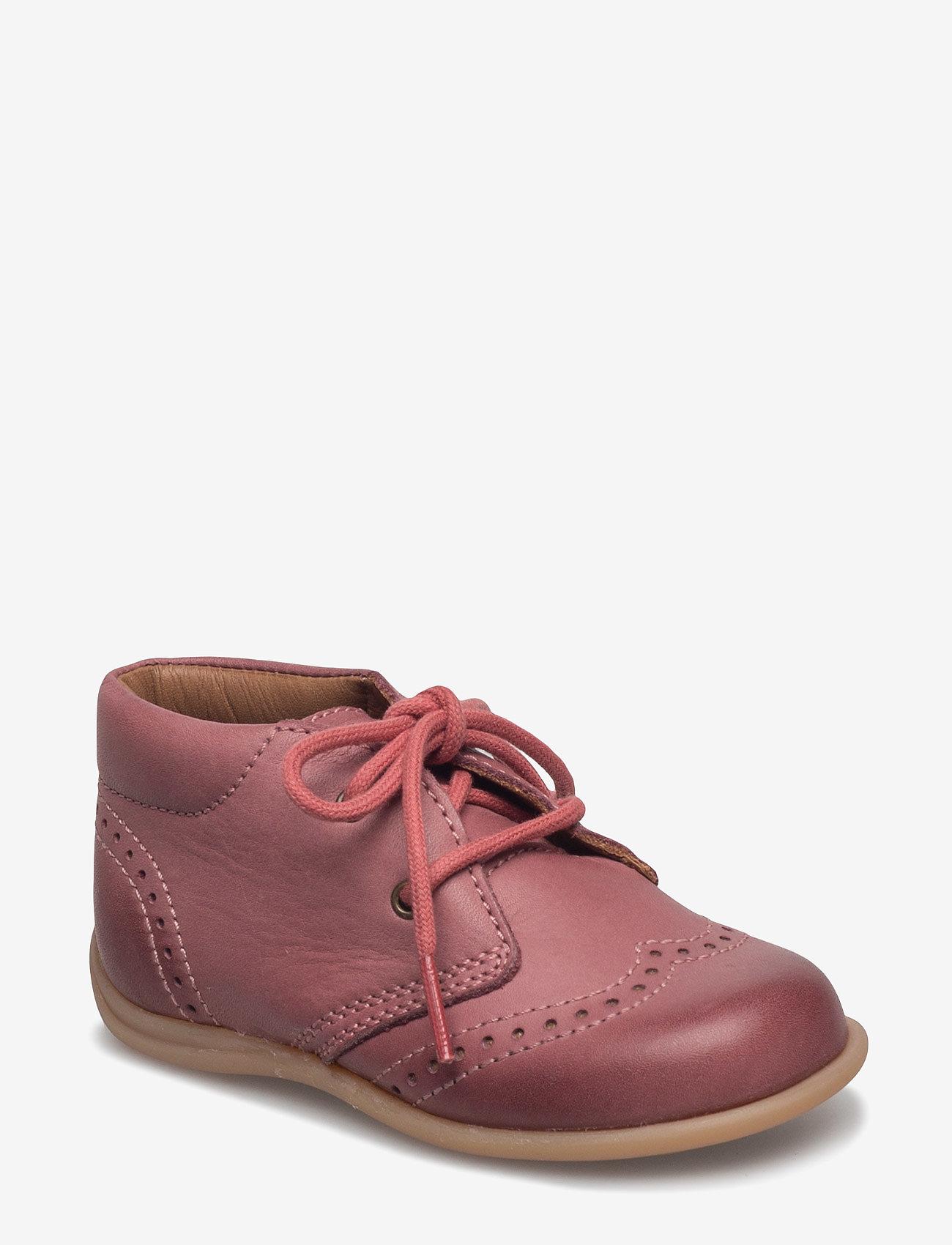Bisgaard - Prewalker - lauflernschuhe - rosa - 0