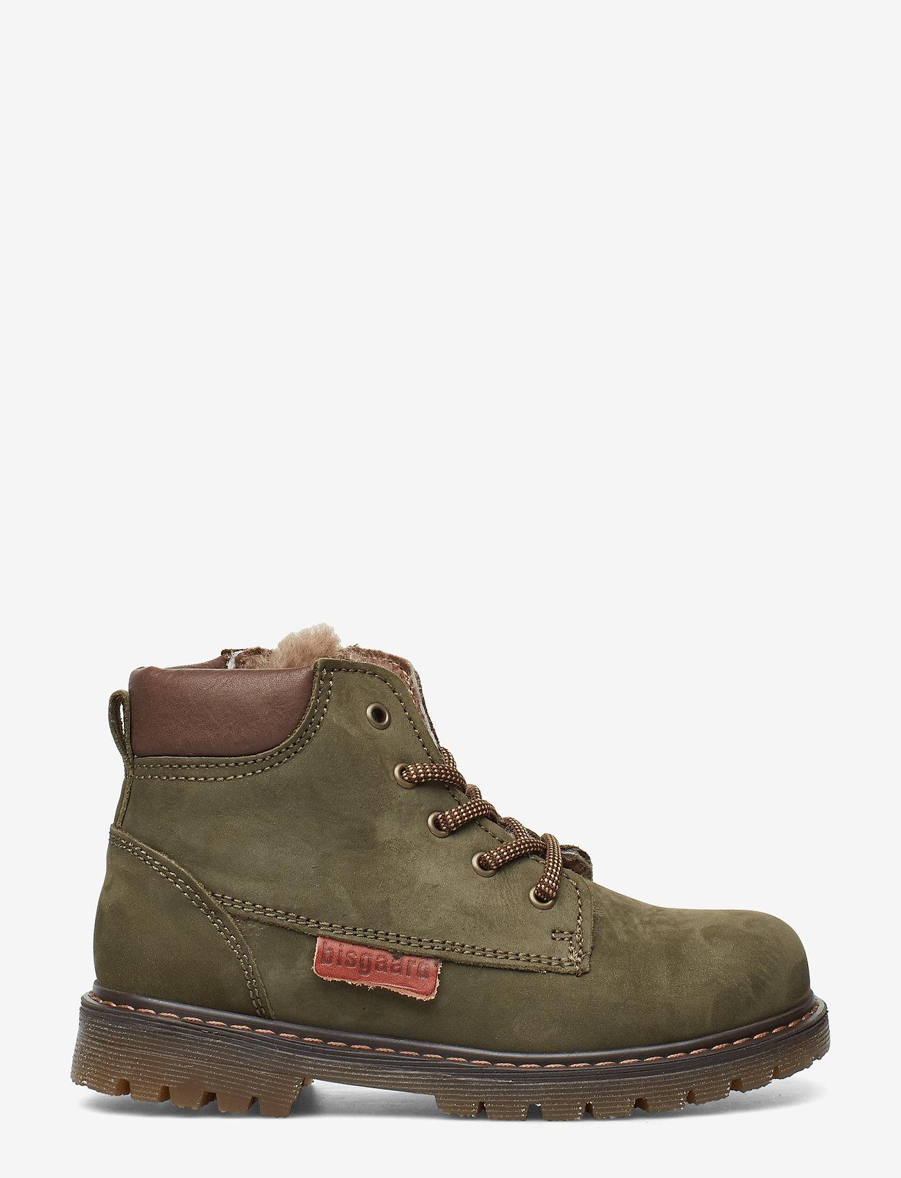 Bisgaard - Shoe with lace - stövlar & kängor - army - 1