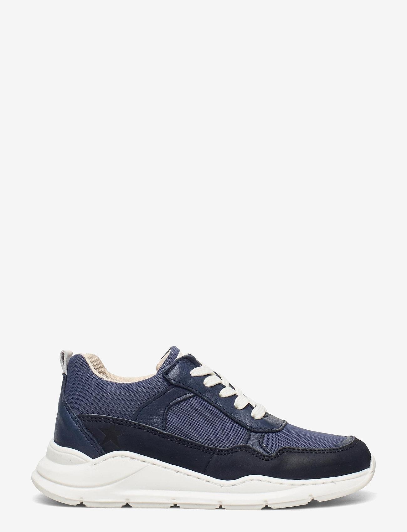 Bisgaard - bisgaard pax - lave sneakers - dark blue - 1