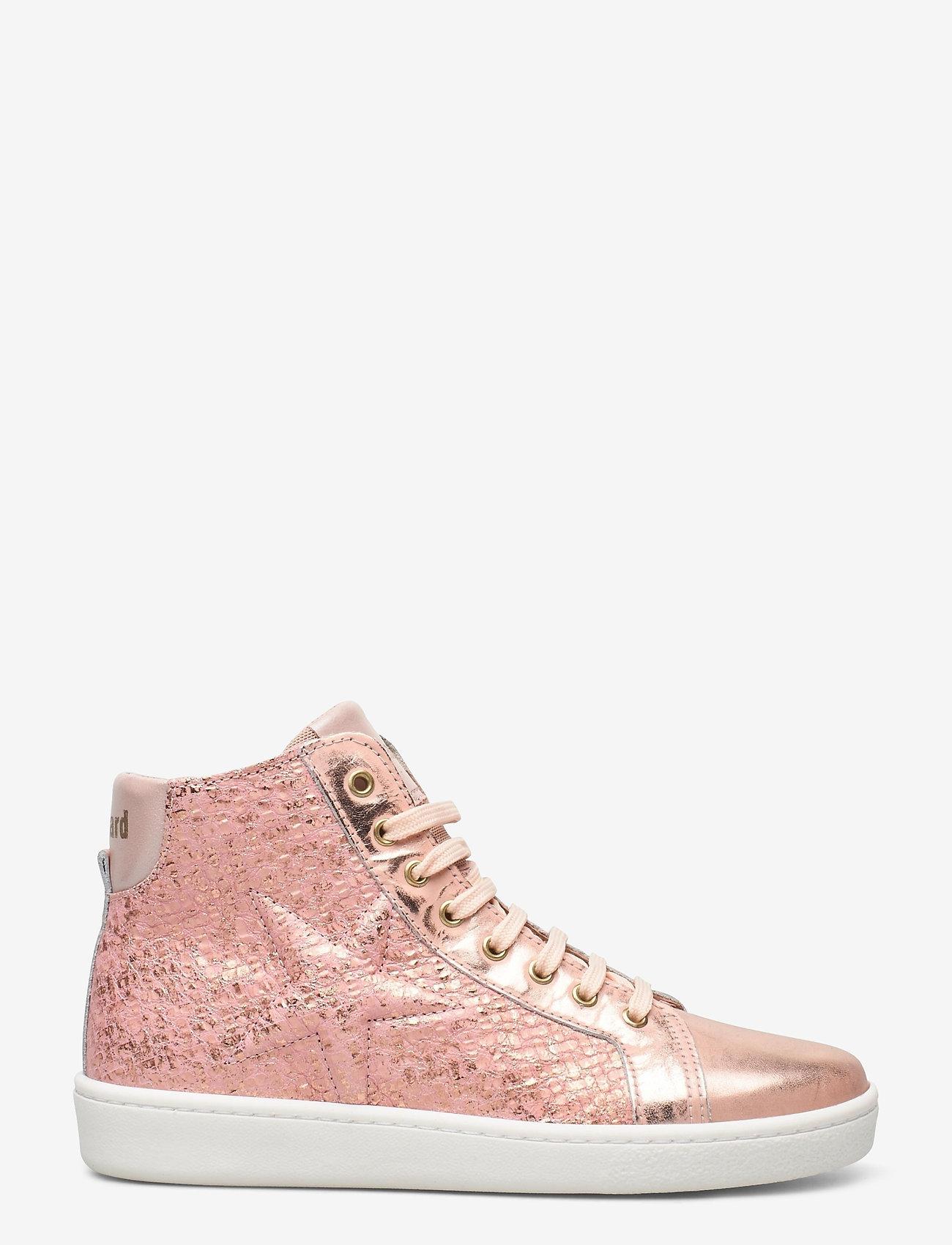 Bisgaard - bisgaard gaia - høje sneakers - rose - 1