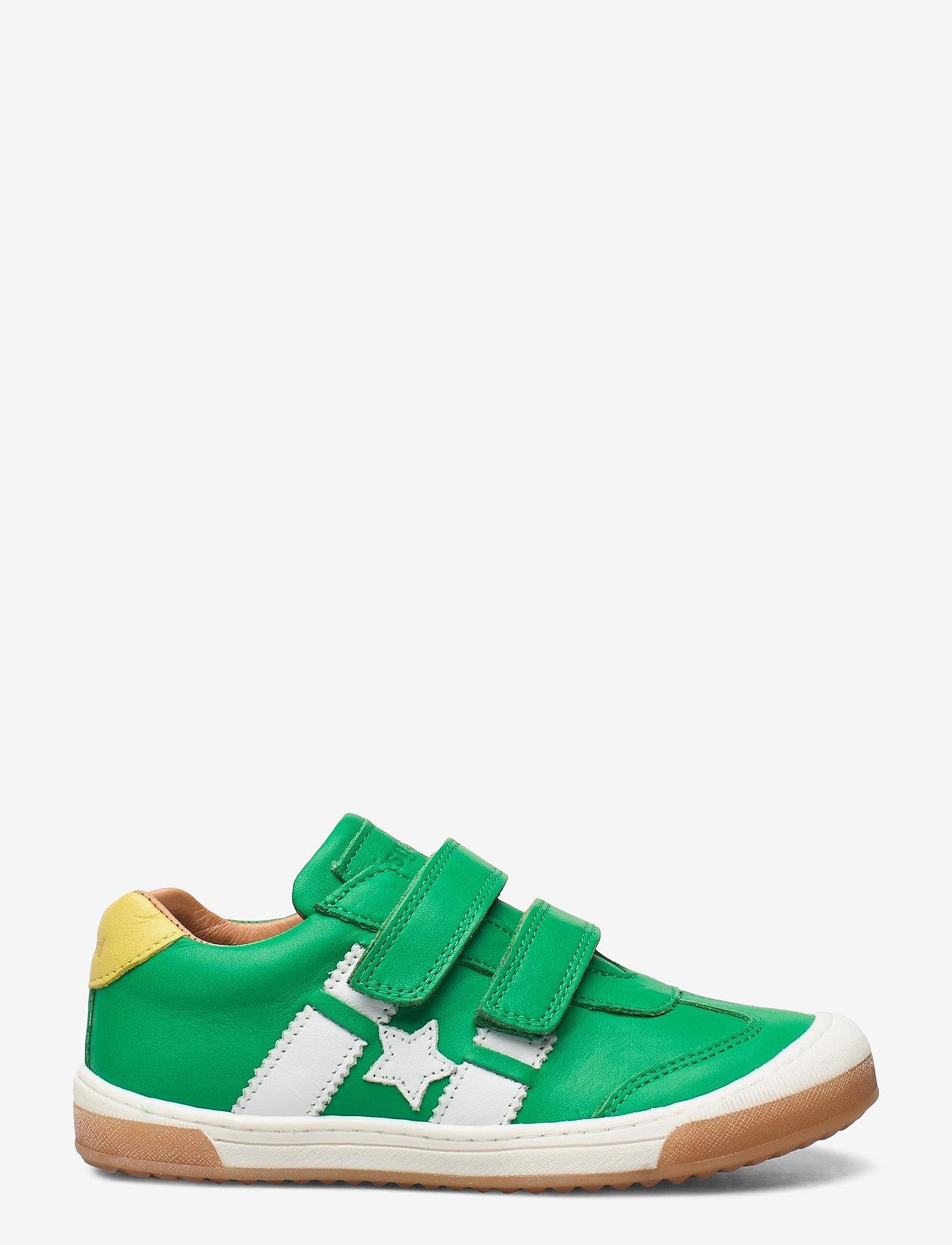 Bisgaard - bisgaard johan - lave sneakers - green - 1