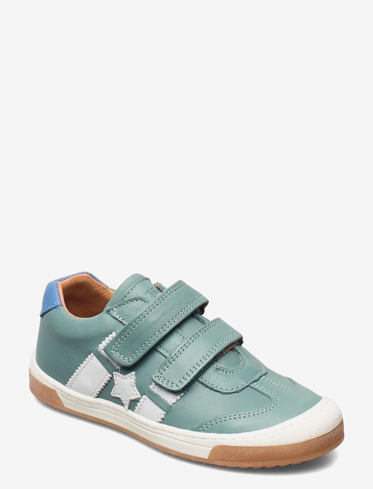 Bisgaard - bisgaard johan - lave sneakers - mint - 0