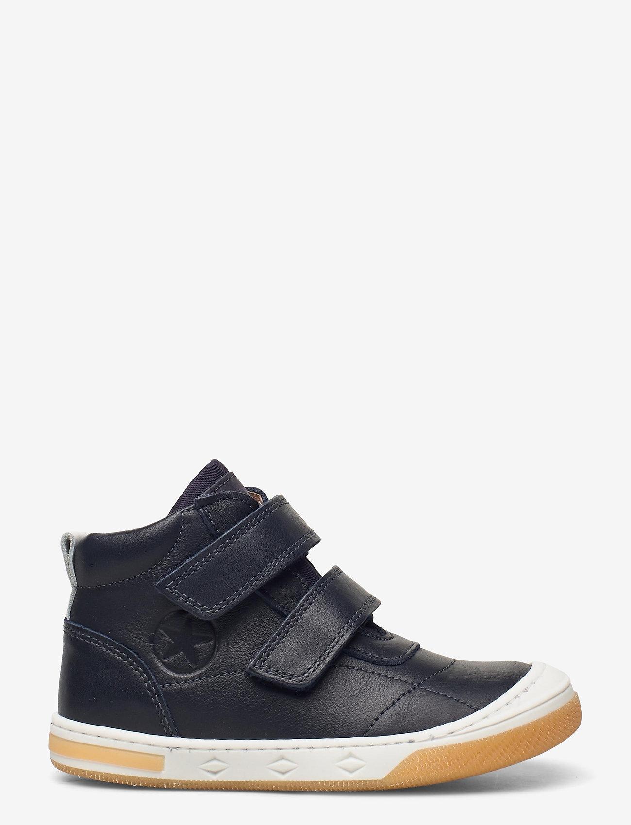 Bisgaard - bisgaard juno - høje sneakers - navy - 1