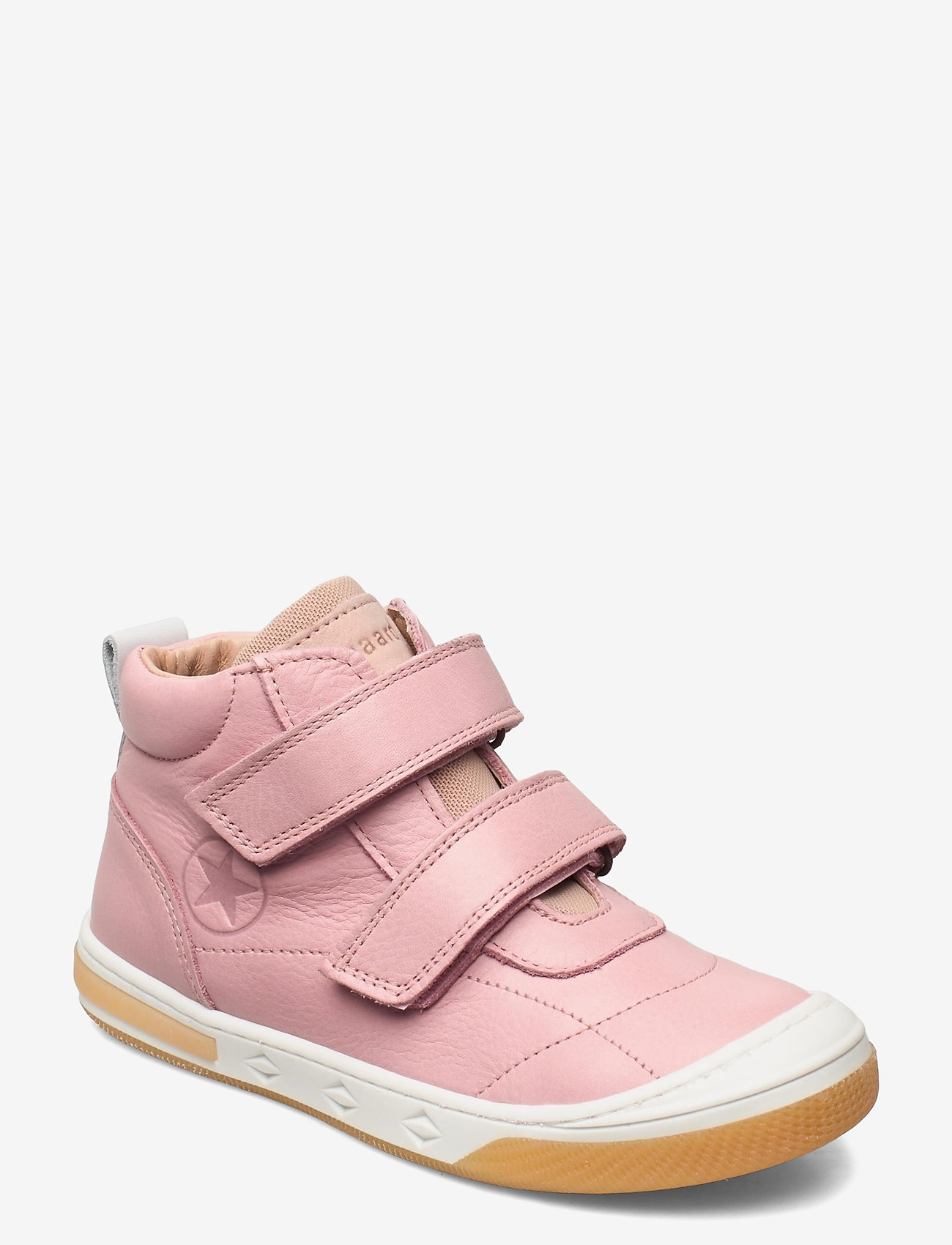 Bisgaard - bisgaard juno - høje sneakers - rose - 0