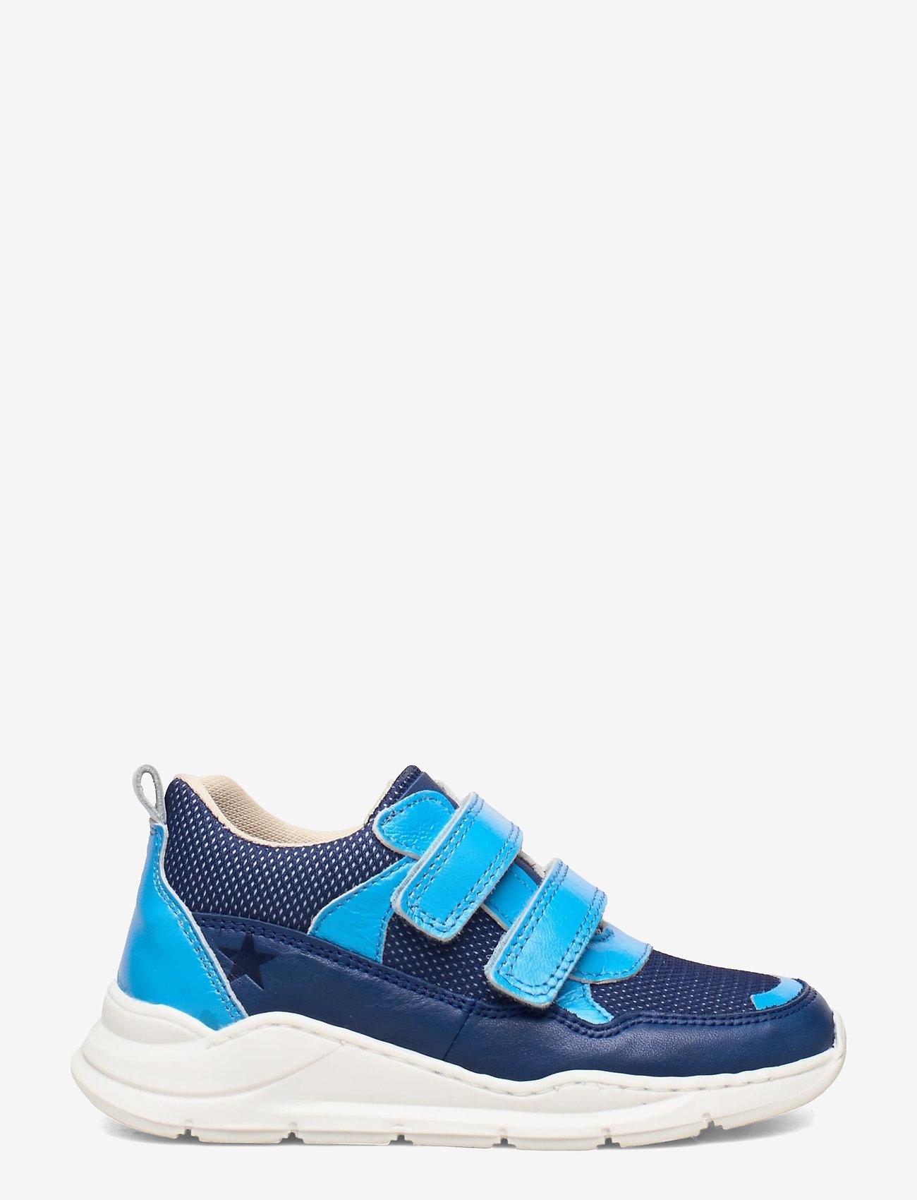 Bisgaard - bisgaard pan - lave sneakers - blue - 1