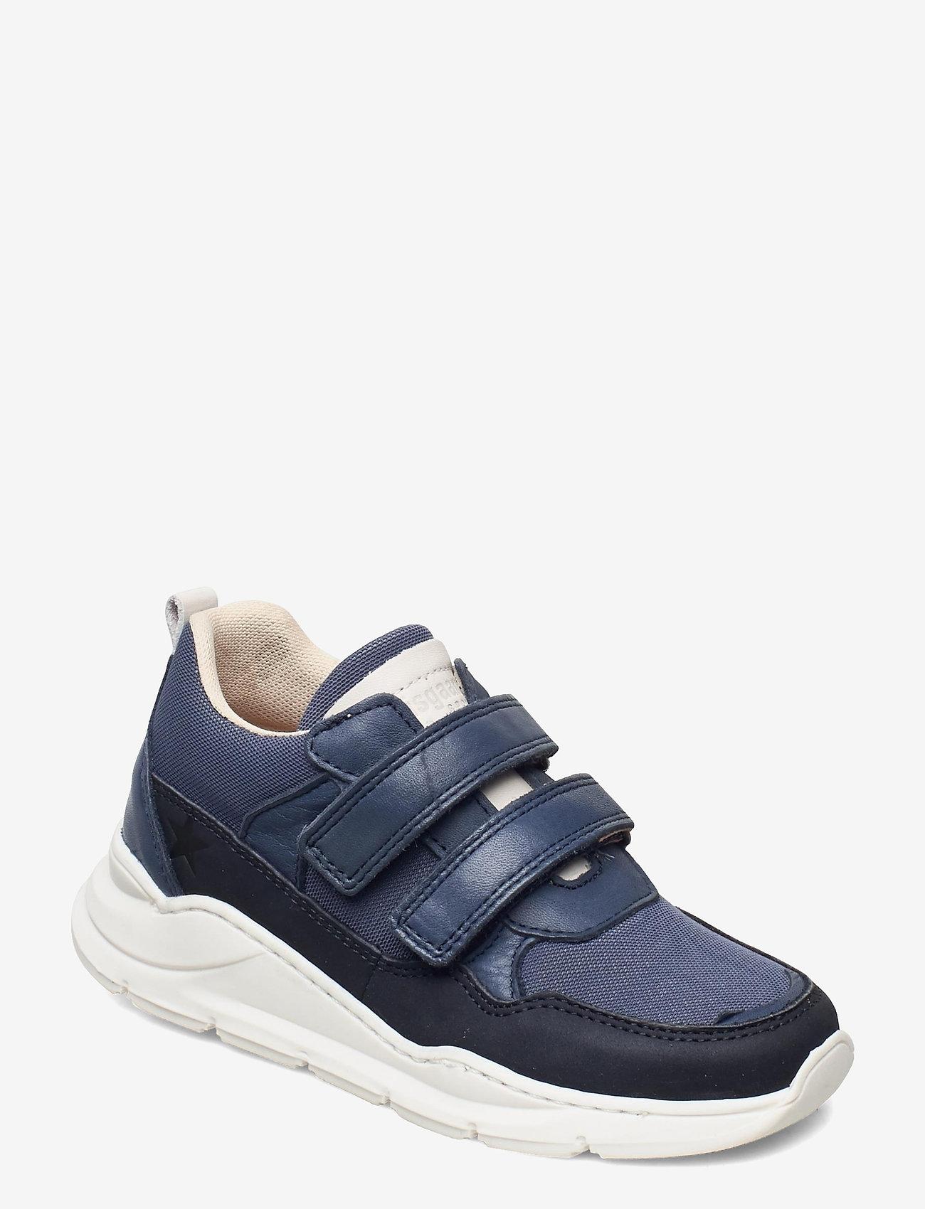 Bisgaard - bisgaard pan - lave sneakers - dark blue - 0