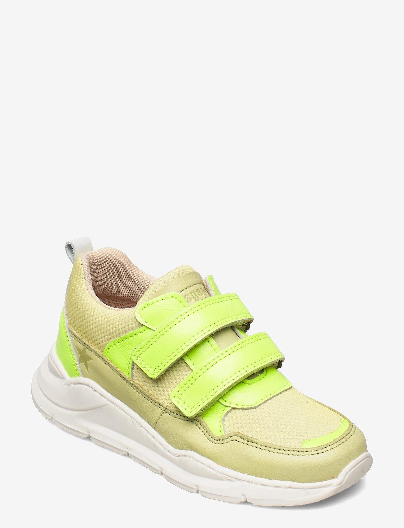 Bisgaard - bisgaard pan - lave sneakers - lemon - 0