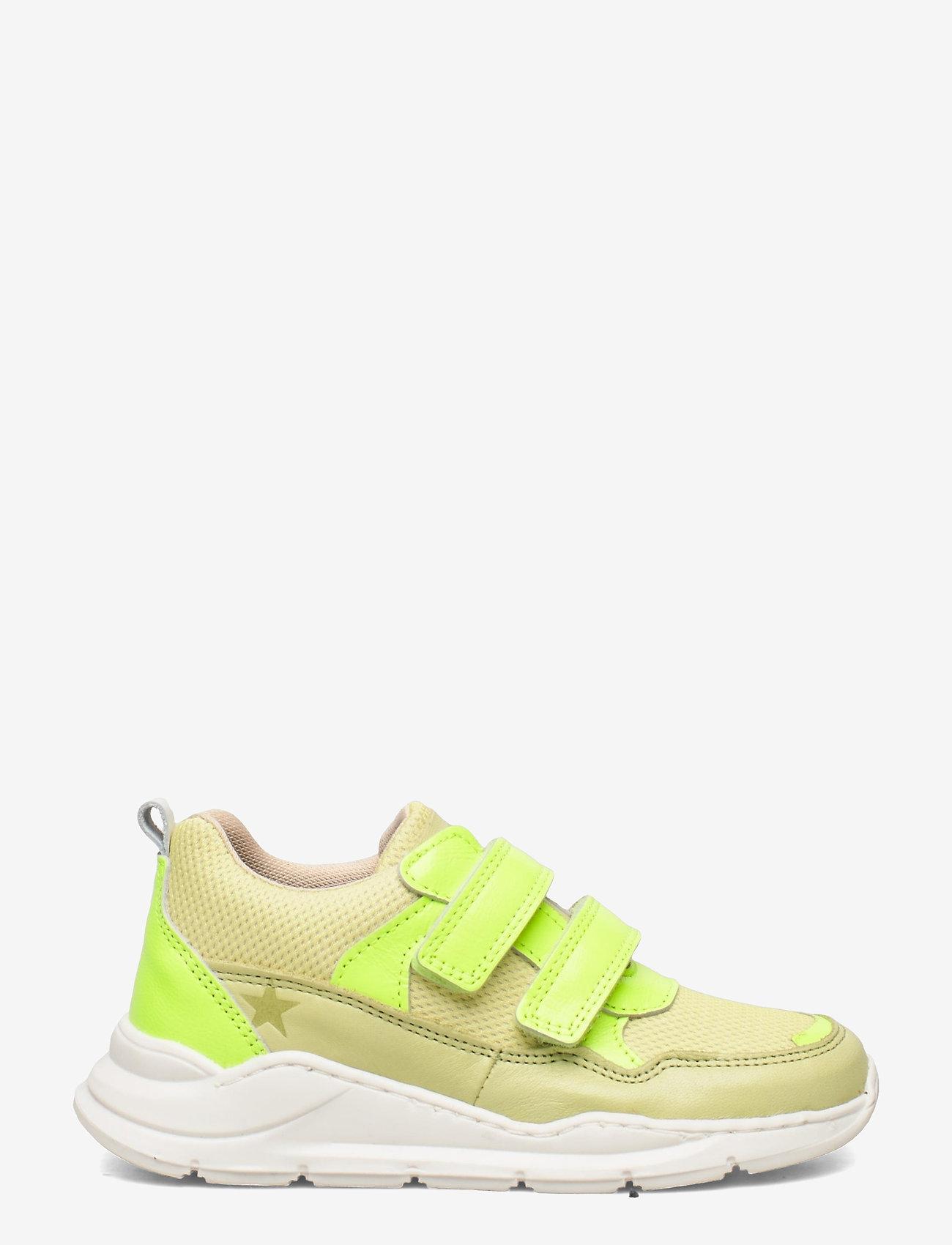 Bisgaard - bisgaard pan - lave sneakers - lemon - 1