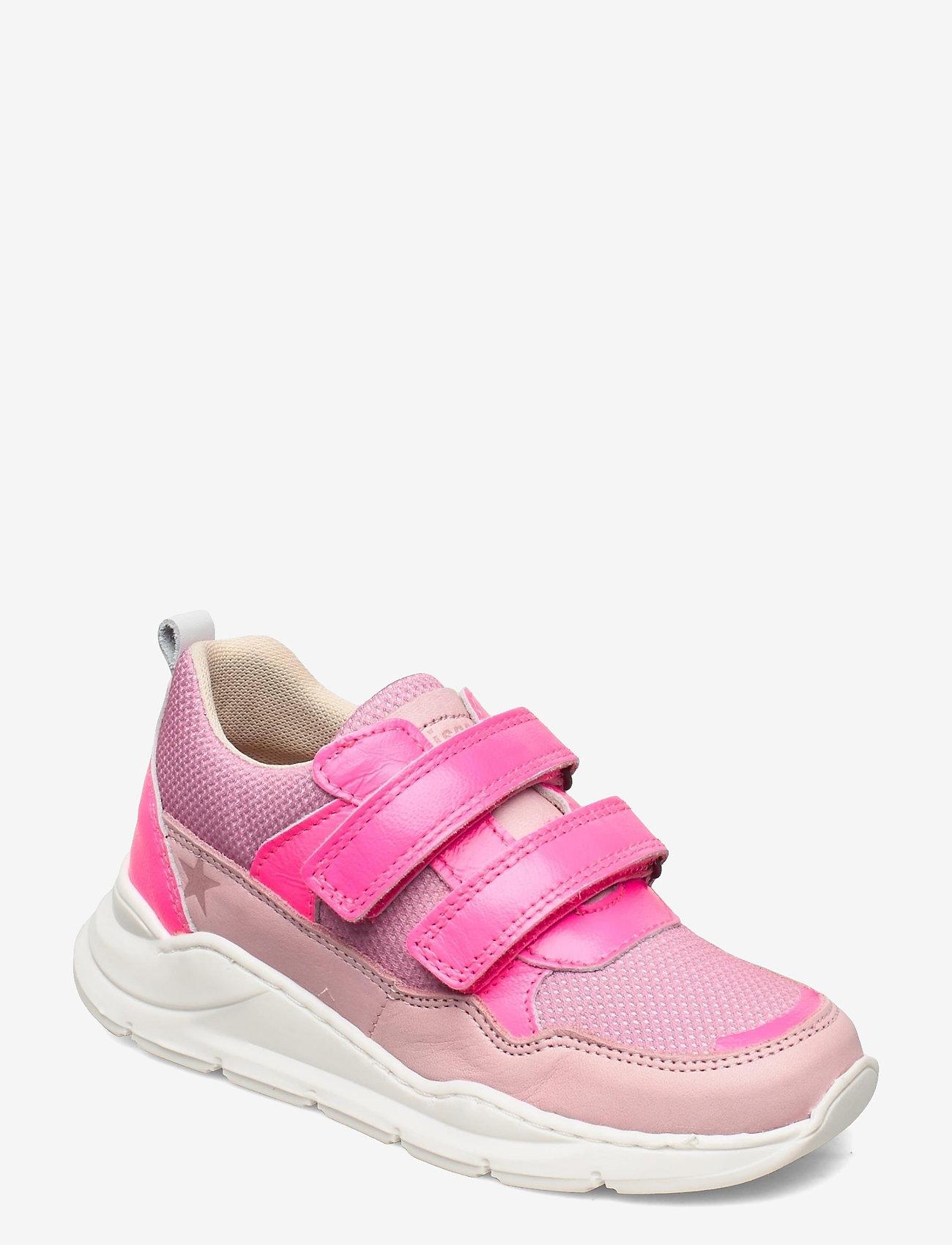 Bisgaard - bisgaard pan - lave sneakers - rosa - 0