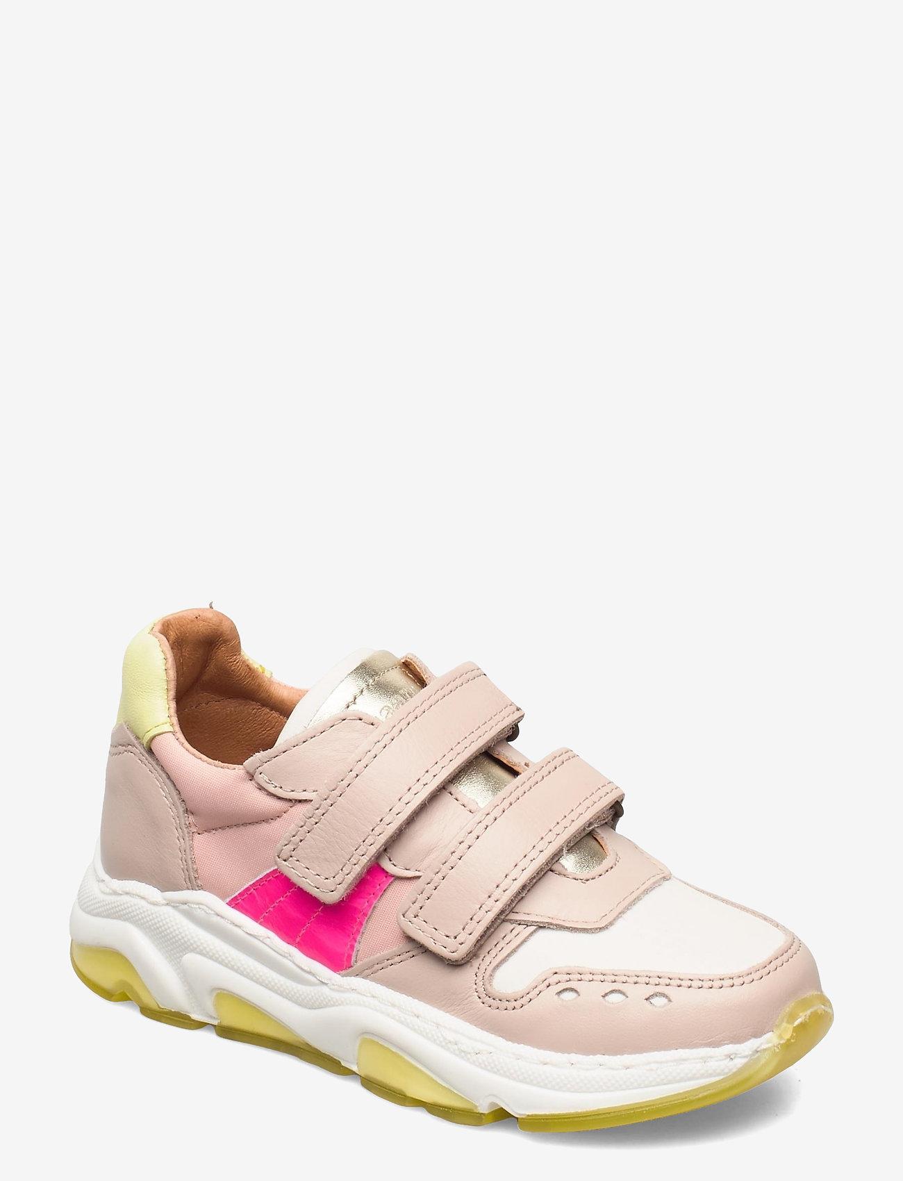 Bisgaard - bisgaard ray - lave sneakers - nude - 0