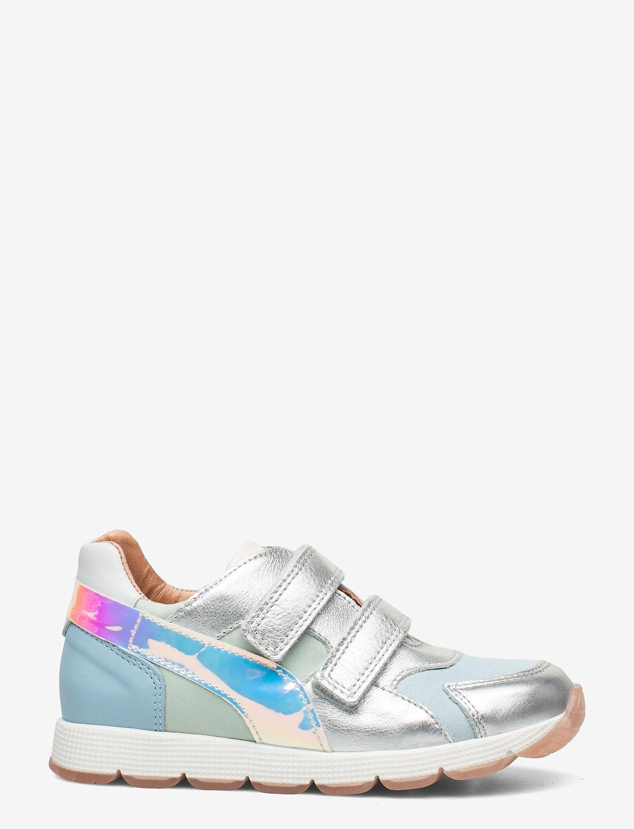 Bisgaard - bisgaard ivy - lave sneakers - silver - 1