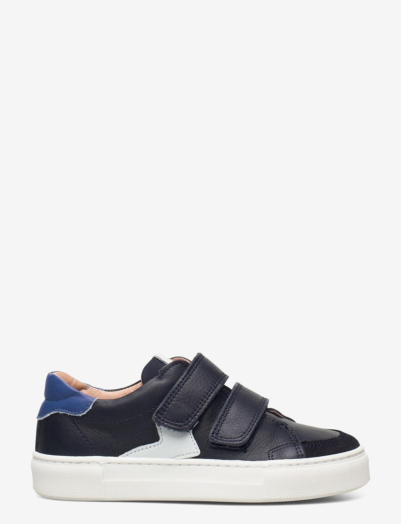 Bisgaard - bisgaard karlo - lave sneakers - navy - 1