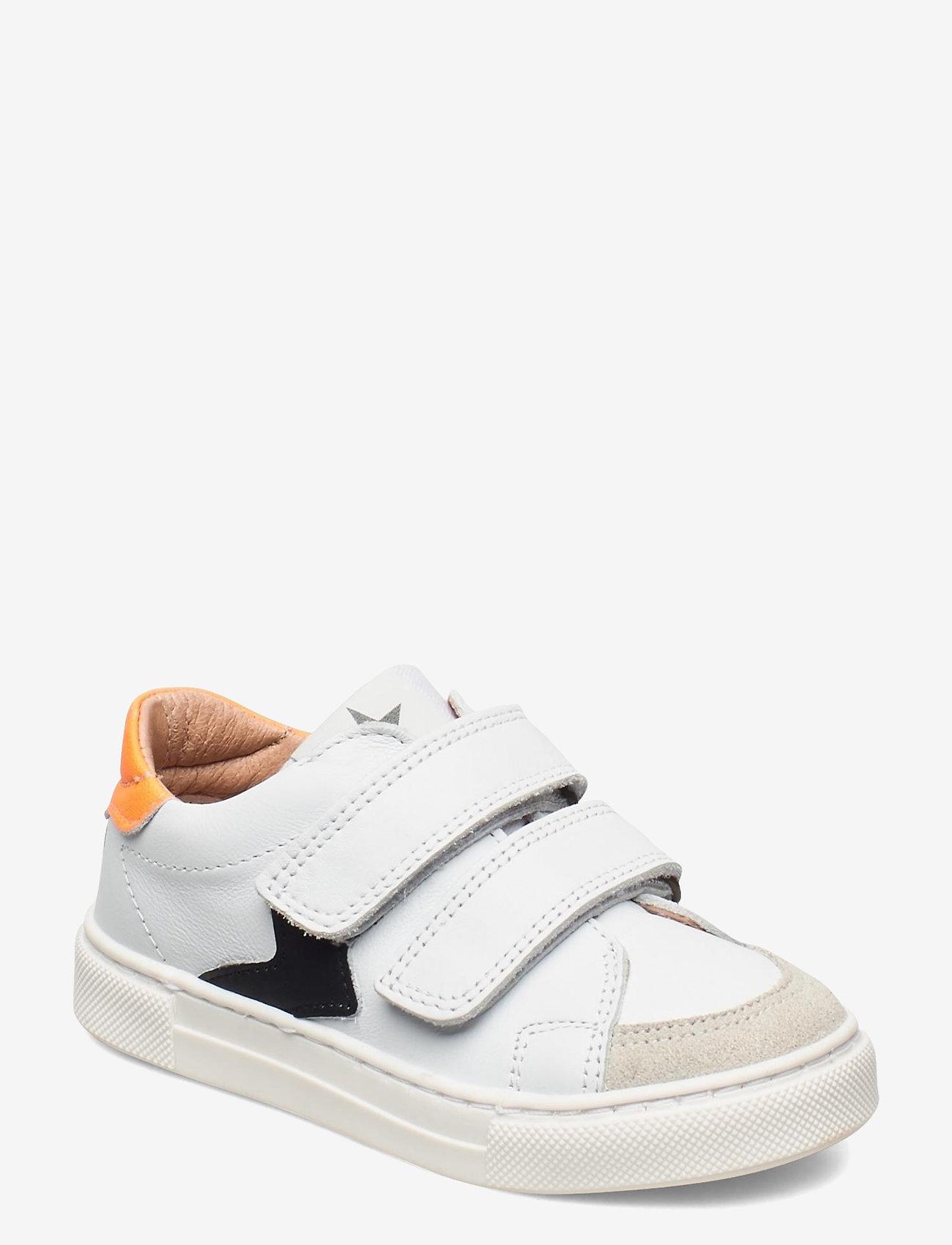 Bisgaard - bisgaard karlo - lave sneakers - white - 0