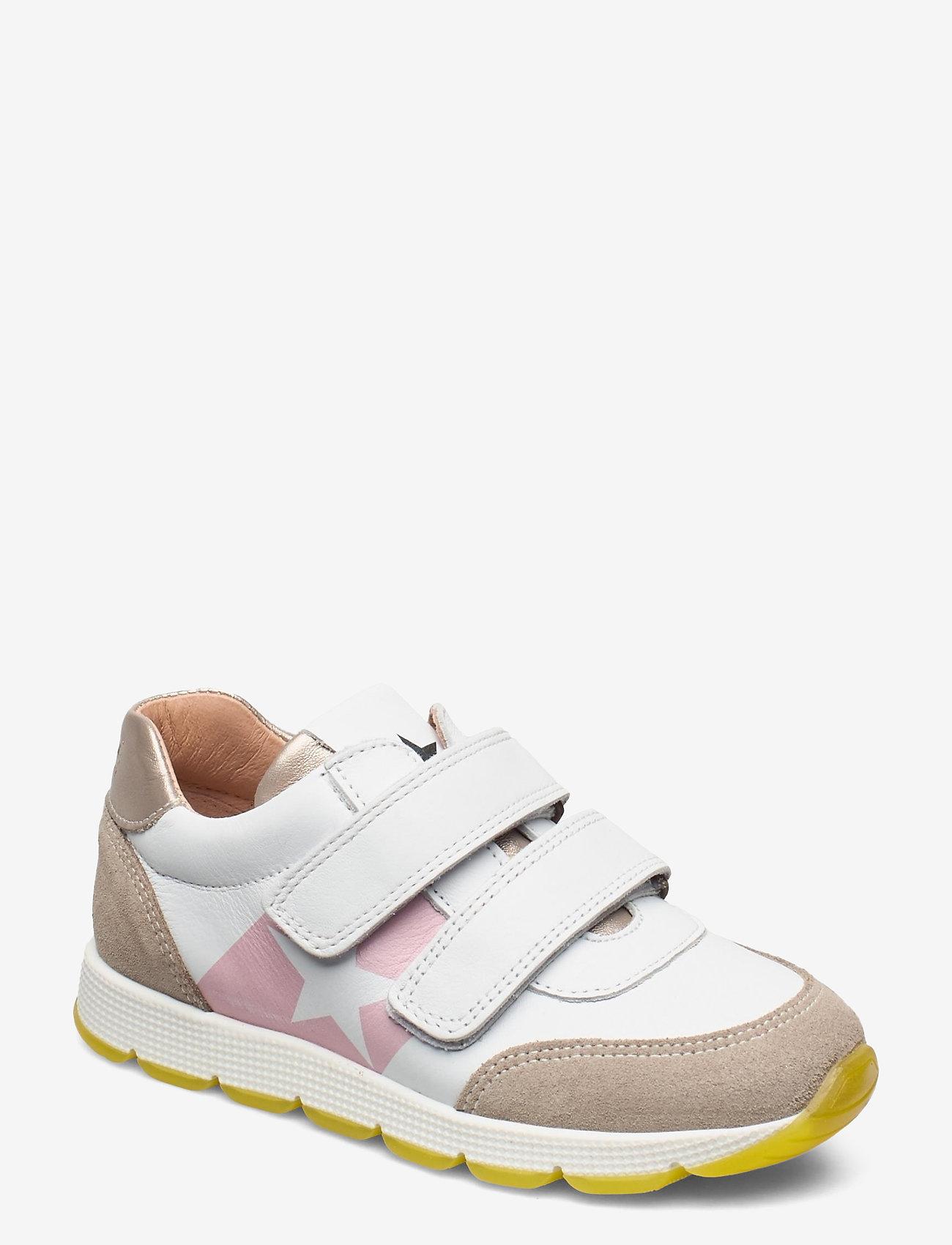Bisgaard - bisgaard liam - lave sneakers - white/silver - 0
