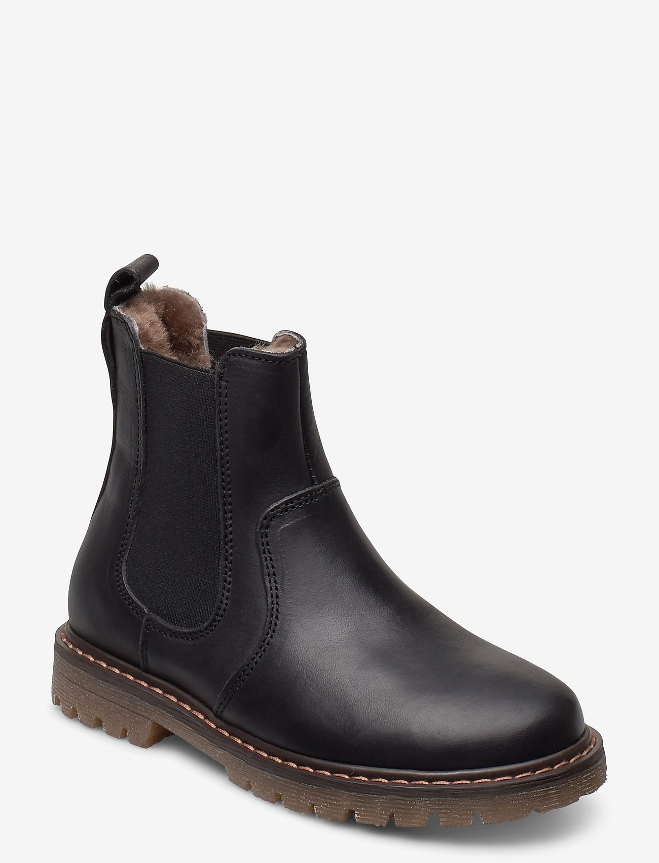 Bisgaard - bisgaard neel - sko - black - 0
