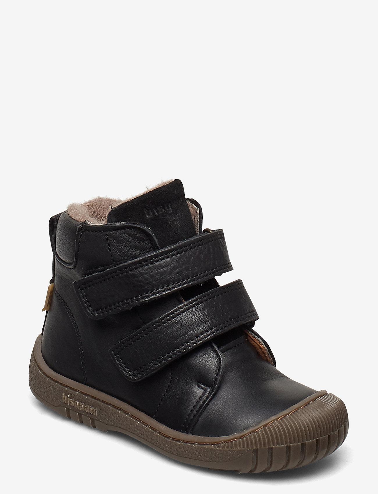 Bisgaard - bisgaard evon - vinterstøvler - black - 0