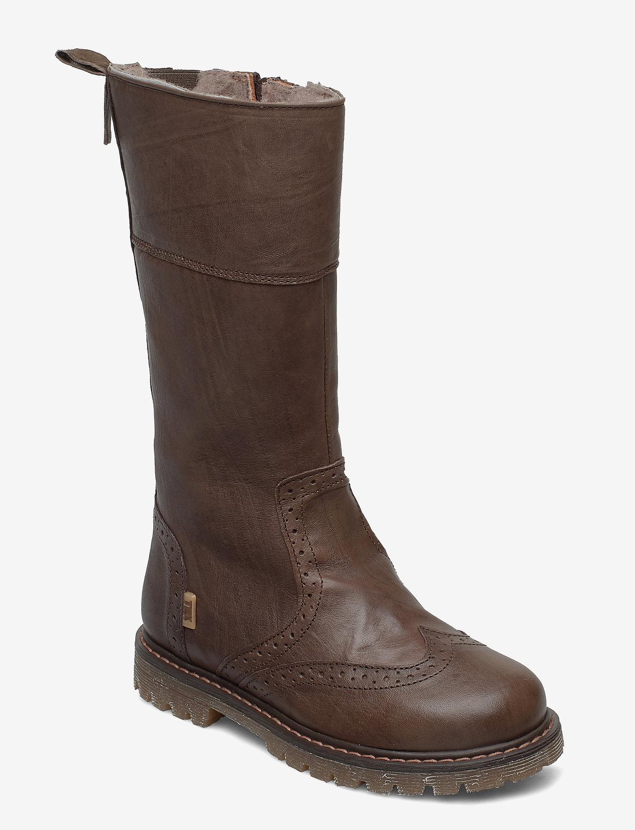 Bisgaard - bisgaard elin - sko - brown - 0