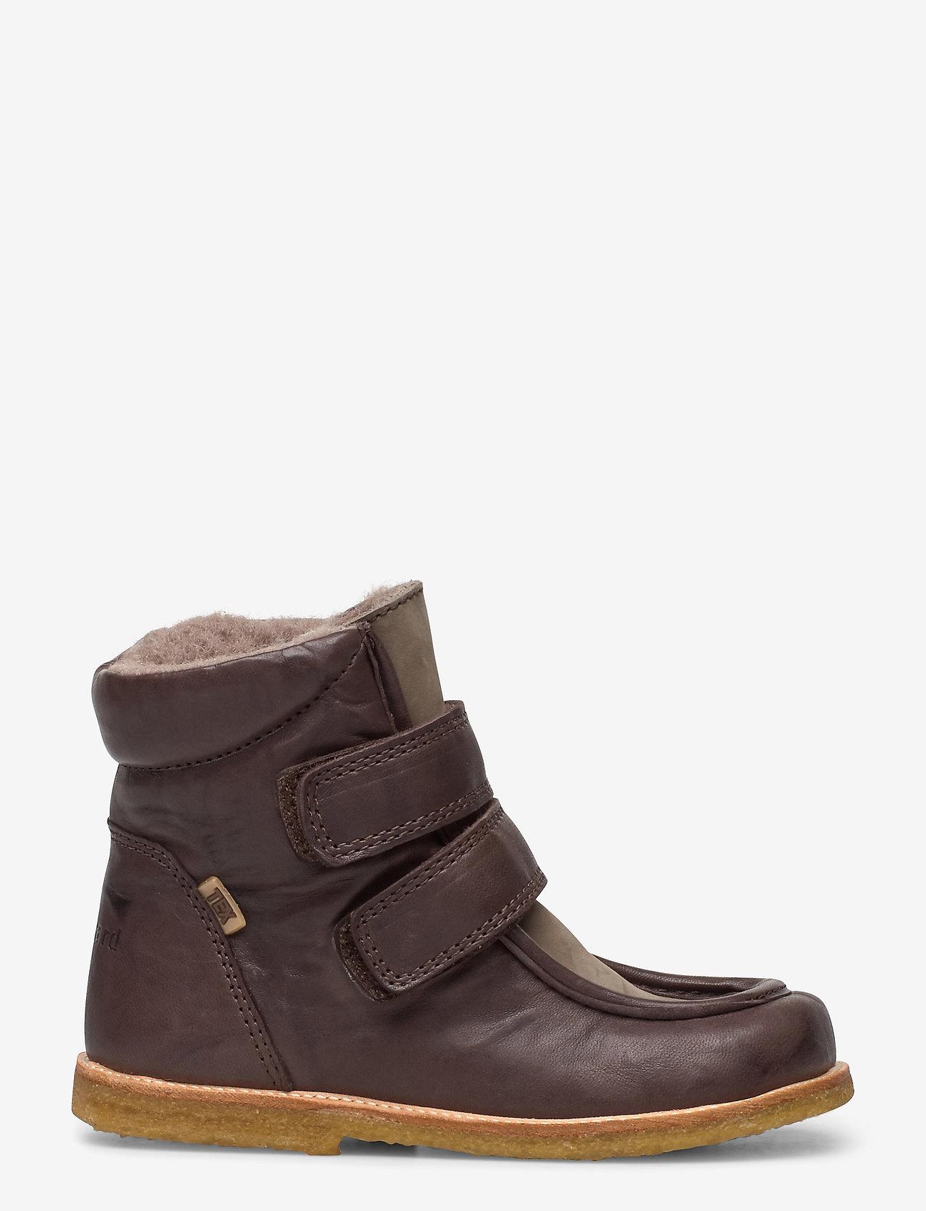 Bisgaard - bisgaard flor - sko - brown - 1