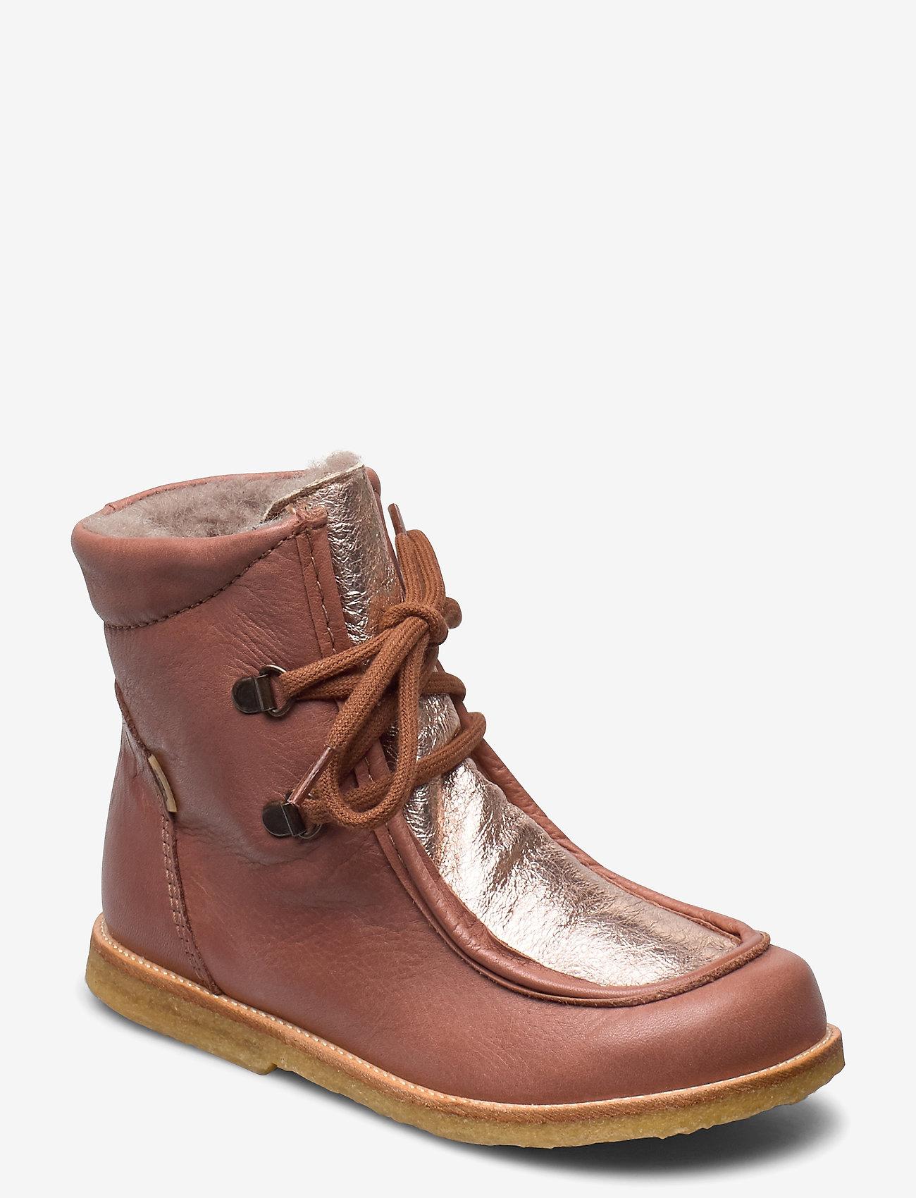 Bisgaard - bisgaard frey - sko - sienna - 0