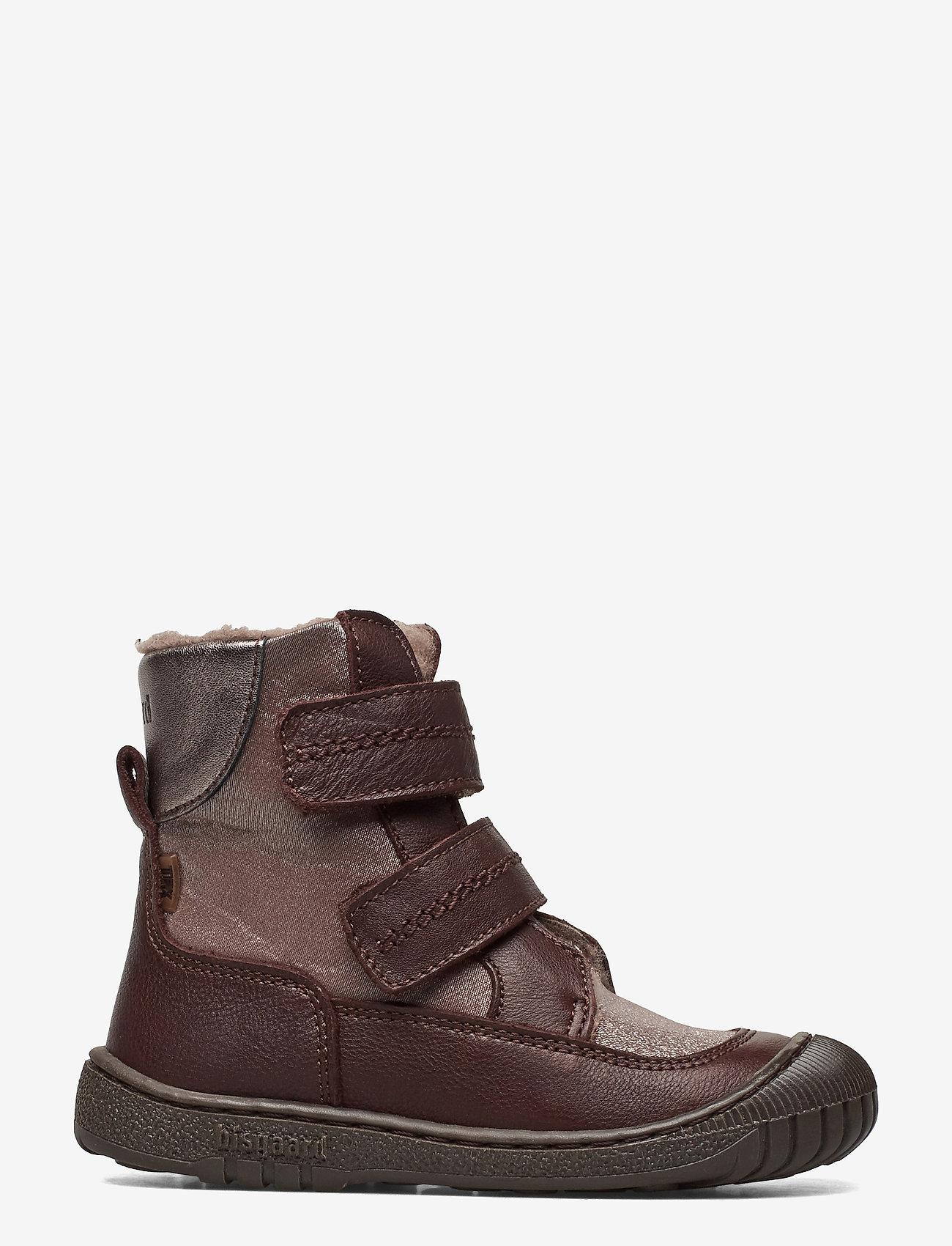 Bisgaard - bisgaard ela - vinterstøvler - brown - 1