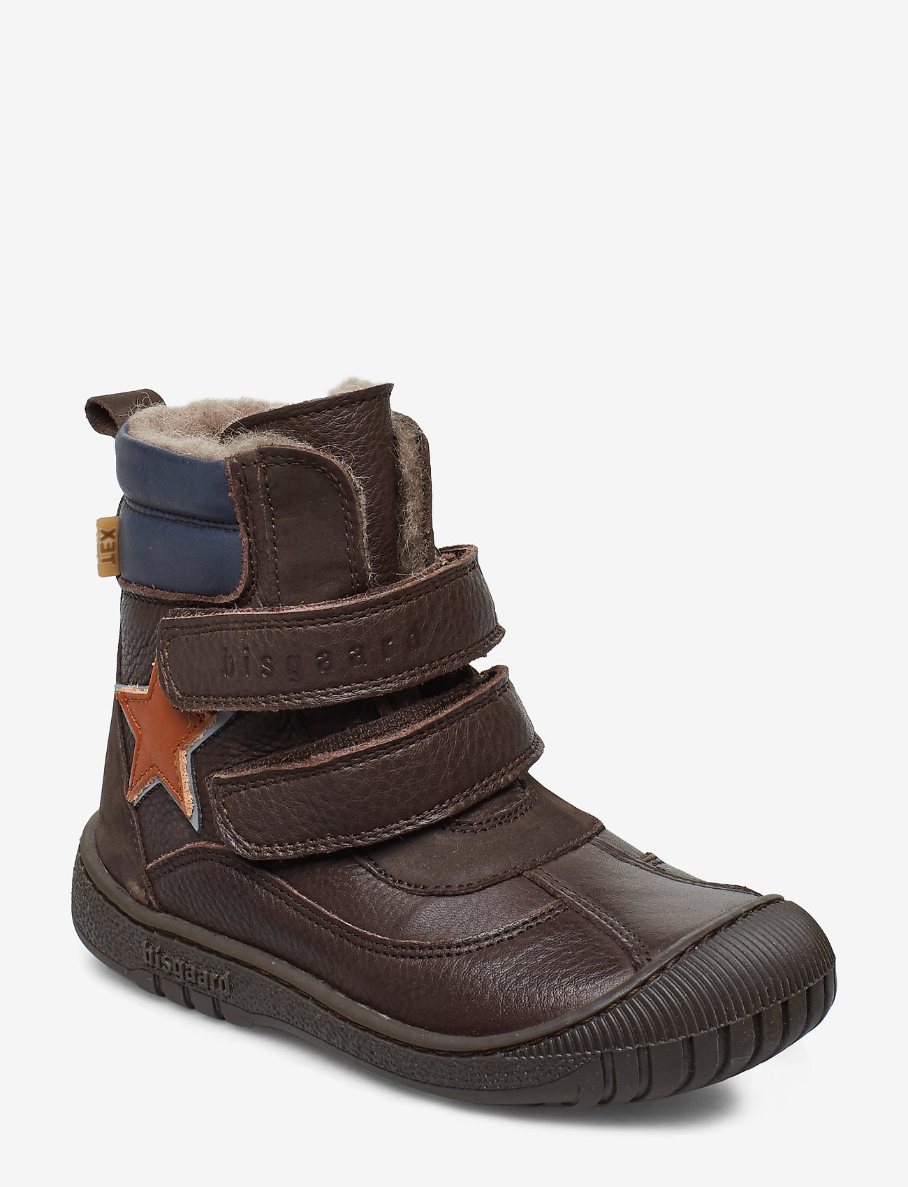 Bisgaard - TEX boot - vinterstövlar - brown - 0
