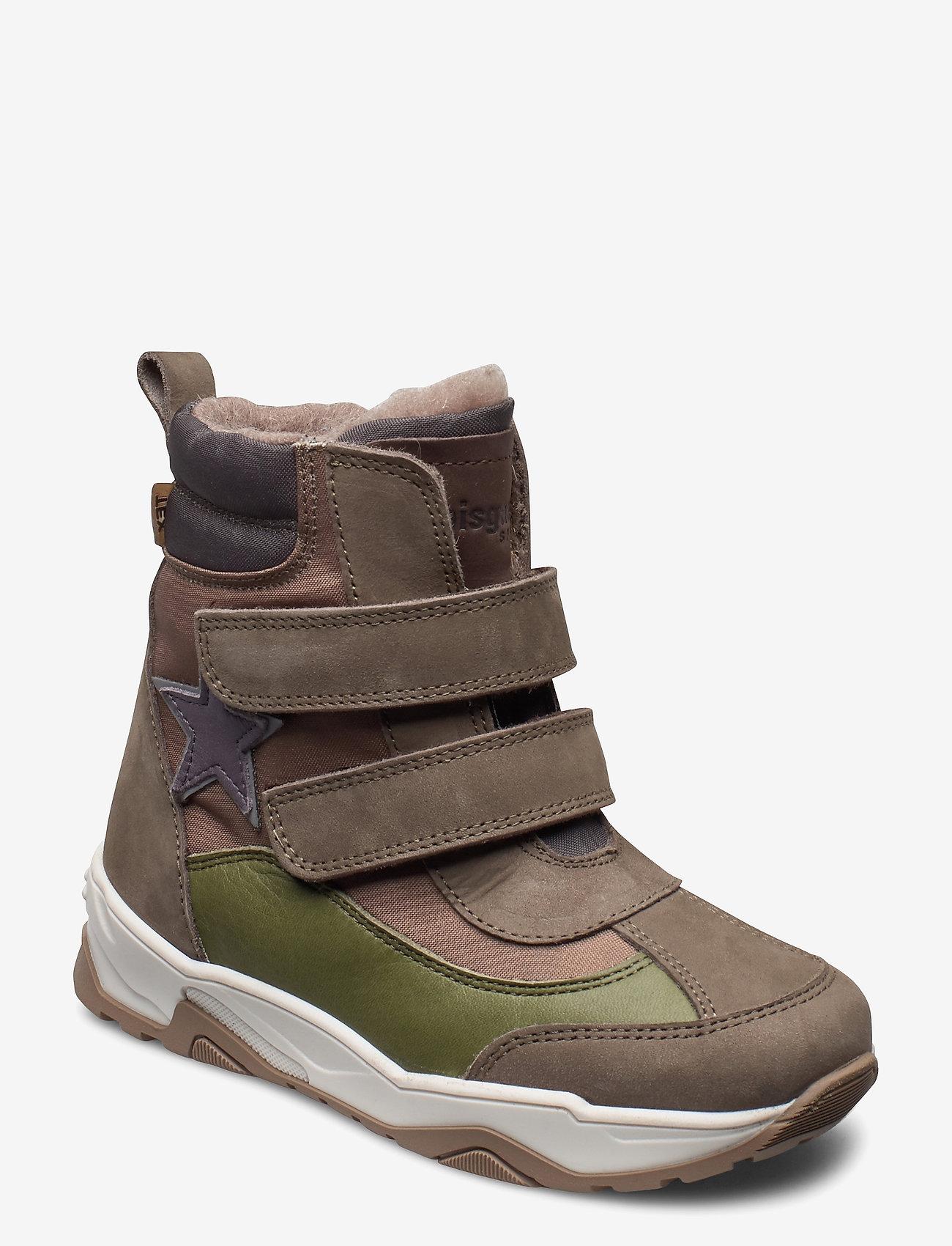 Bisgaard - bisgaard dorel - sko - army - 0