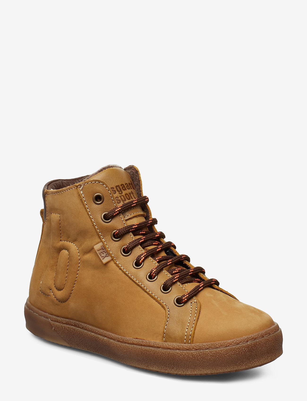Bisgaard - TEX boot - sko - khaki - 0