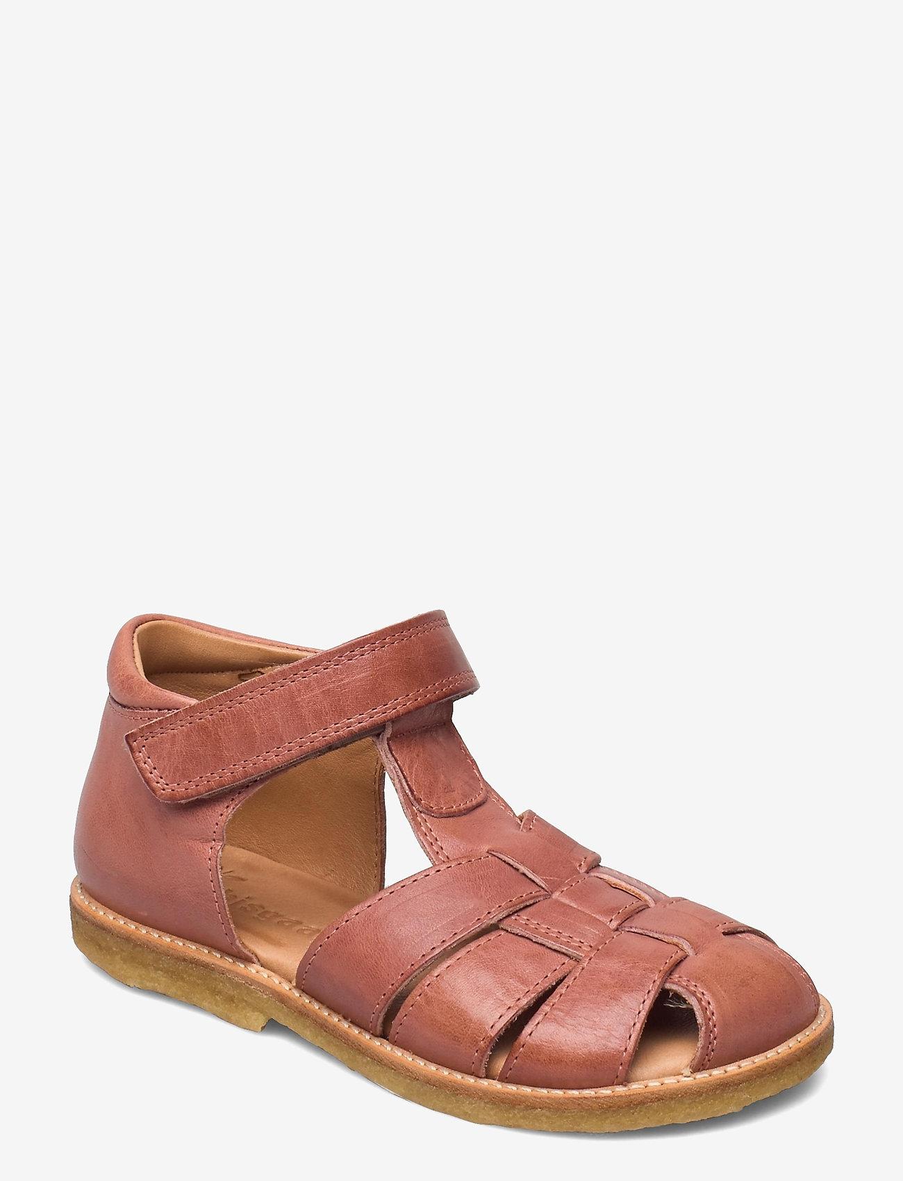 Bisgaard - bisgaard birke - sandalen met riempjes - nude - 0