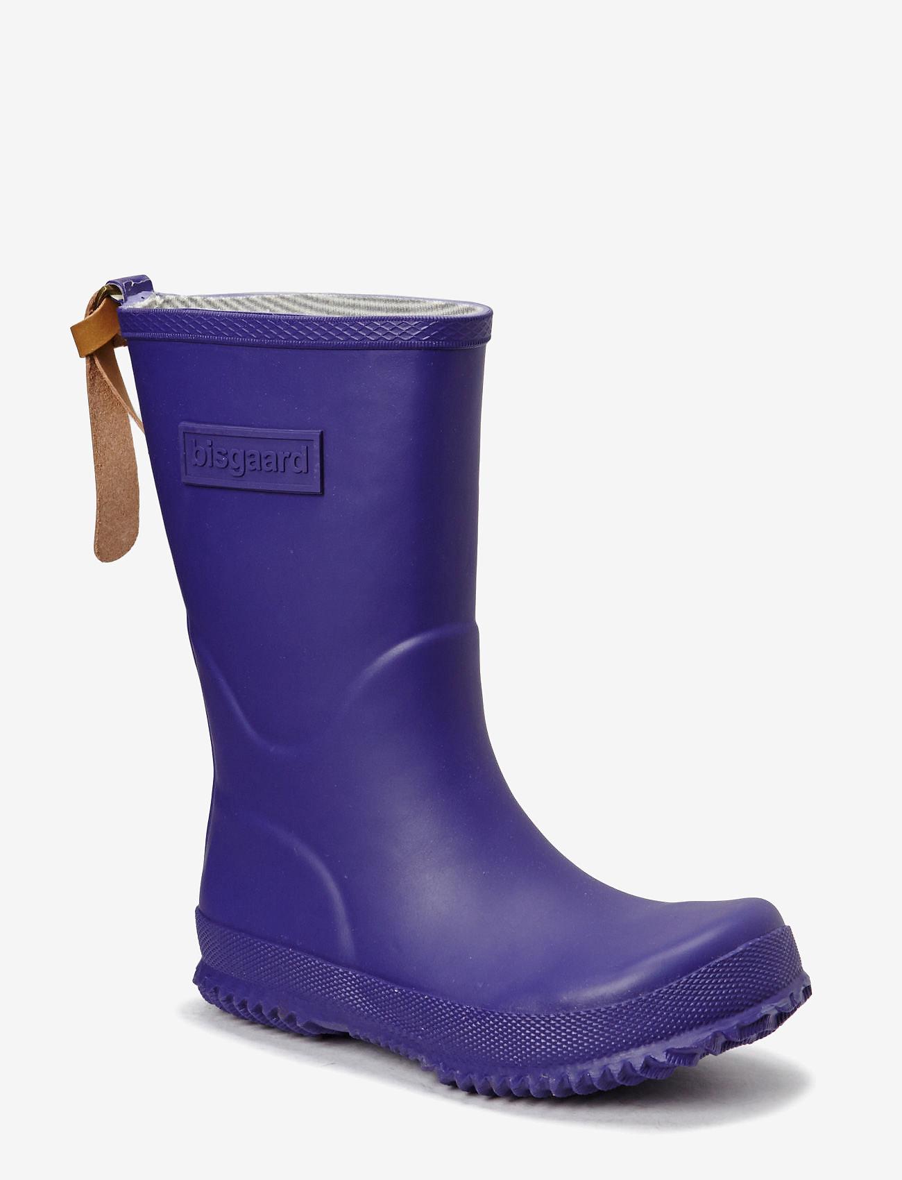 "Bisgaard - RUBBER BOOT ""basic"" - gummistøvler - 90 purple - 0"