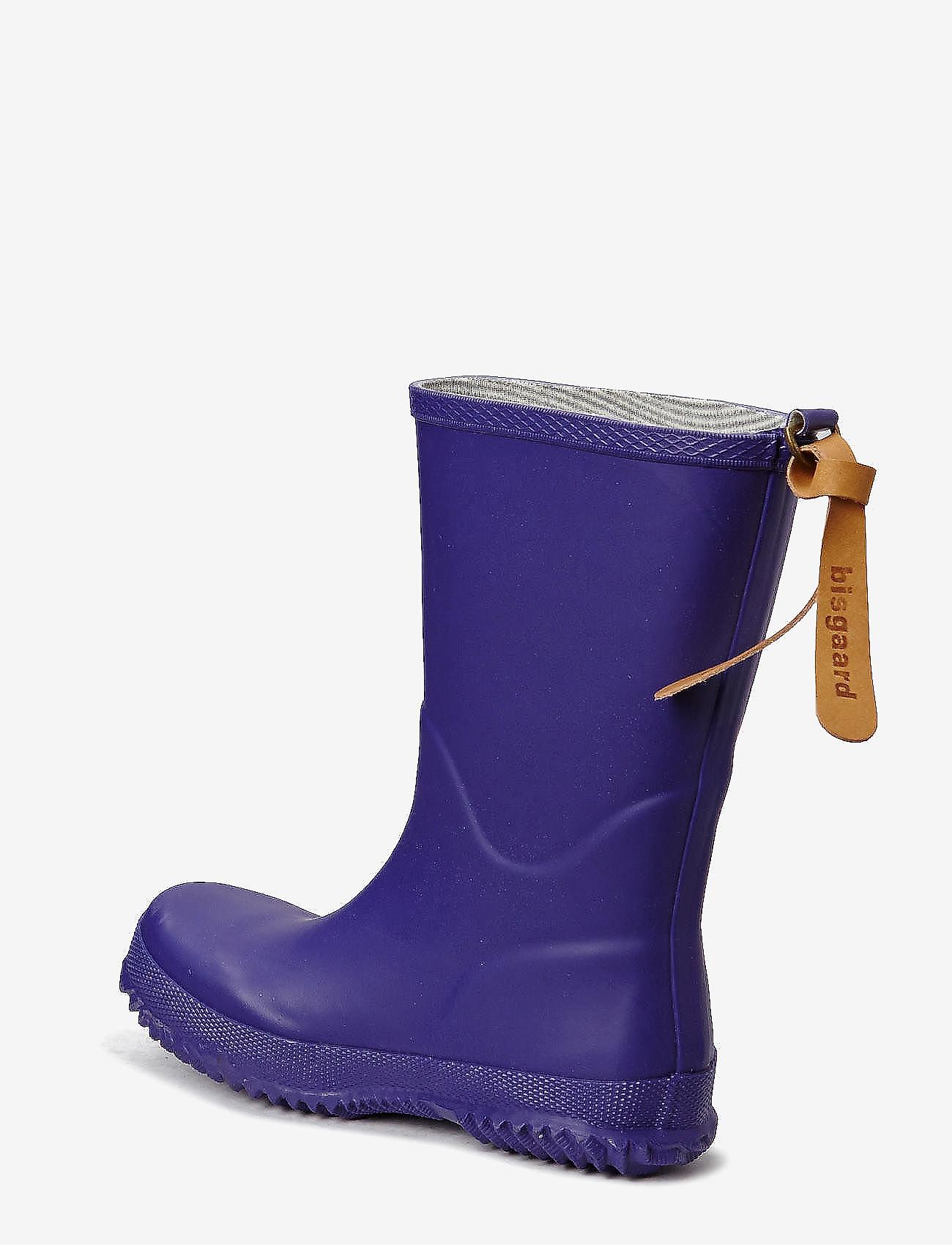 "Bisgaard - RUBBER BOOT ""basic"" - gummistøvler - 90 purple - 1"