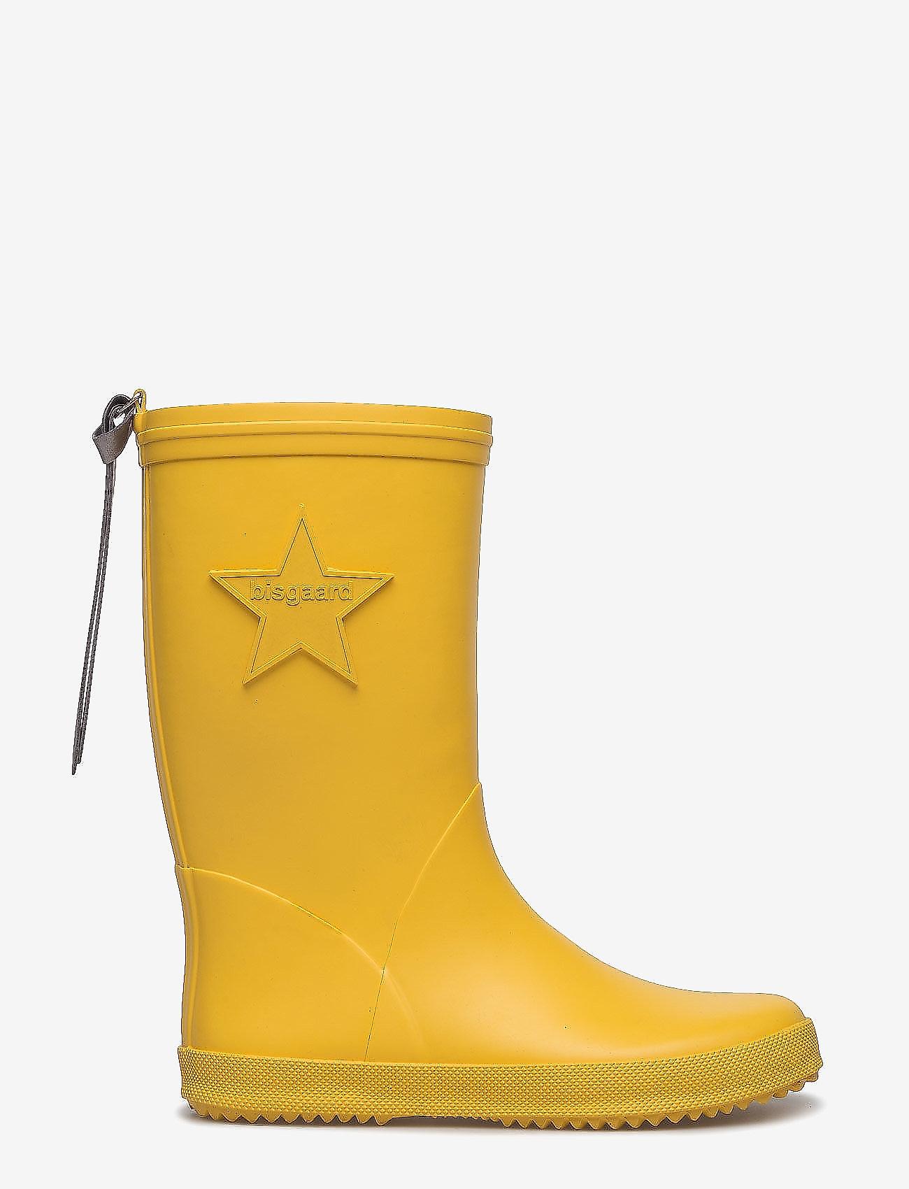 "Bisgaard - RUBBER BOOT ""STAR"" - gummistøvler - yellow - 1"