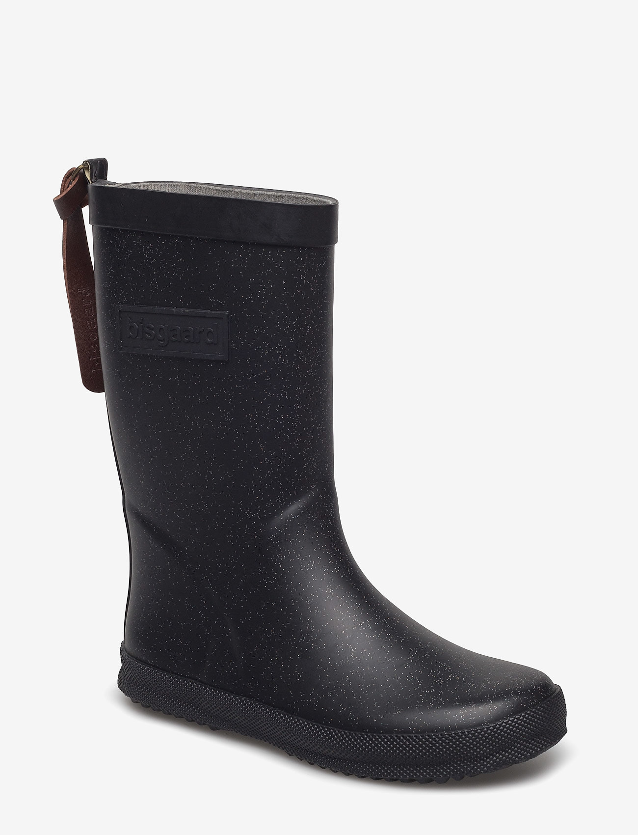 Bisgaard - bisgaard fashion - gummistøvler - glitter-black - 0