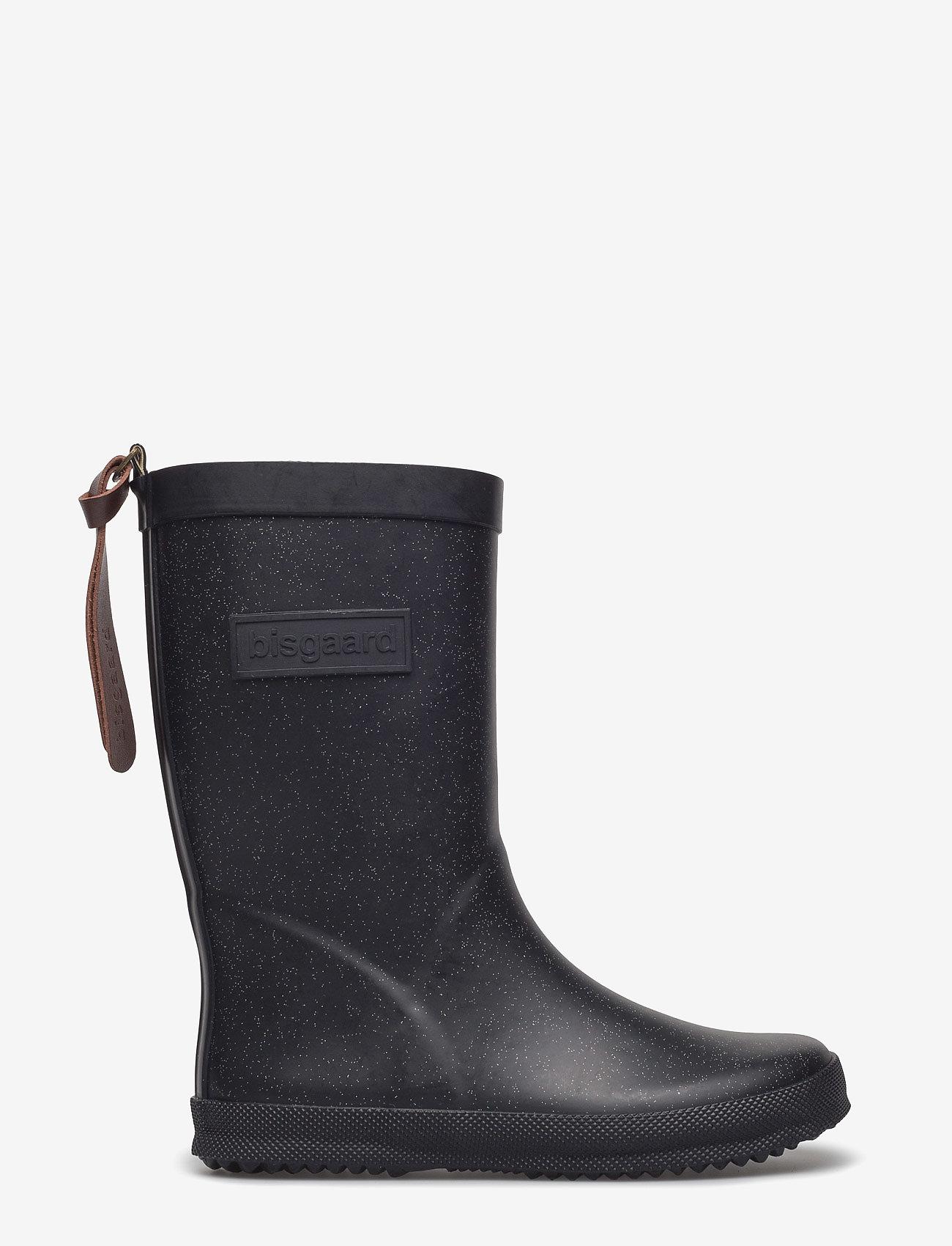 Bisgaard - bisgaard fashion - gummistøvler - glitter-black - 1