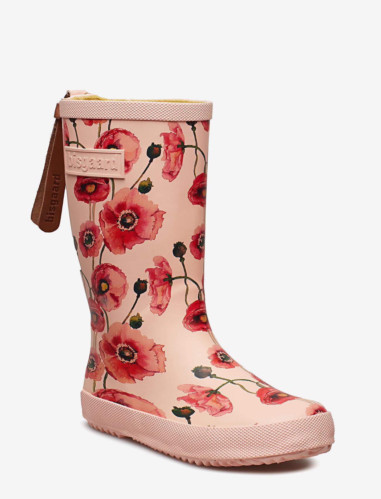 Bisgaard - bisgaard fashion - gummistiefel - nude flowers - 0