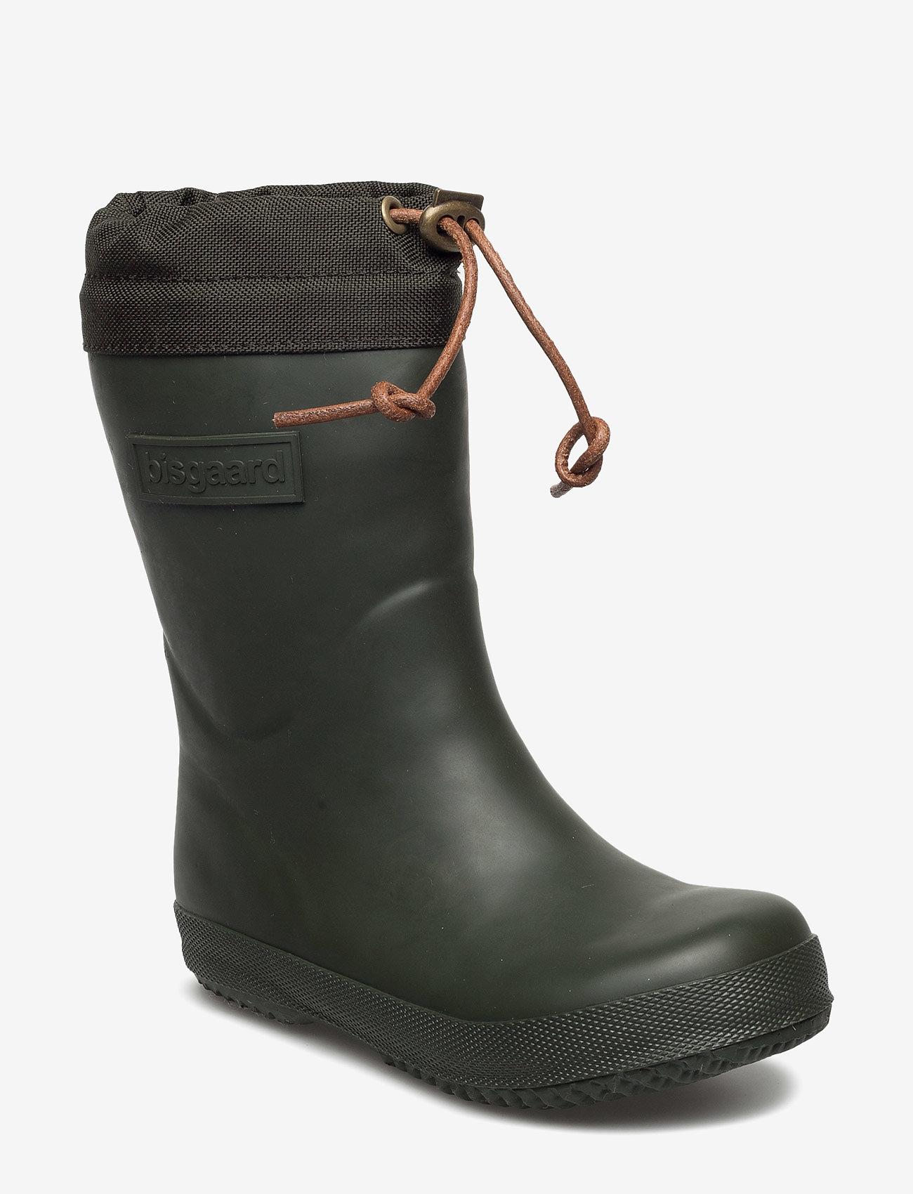 "Bisgaard - RUBBER BOOT - ""WINTER THERMO"" - gummistøvler - 30 green - 0"