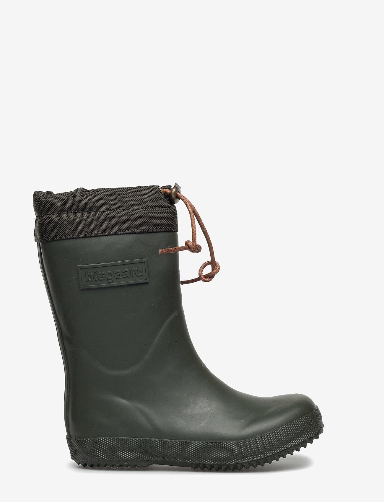 "Bisgaard - RUBBER BOOT - ""WINTER THERMO"" - gummistøvler - 30 green - 1"