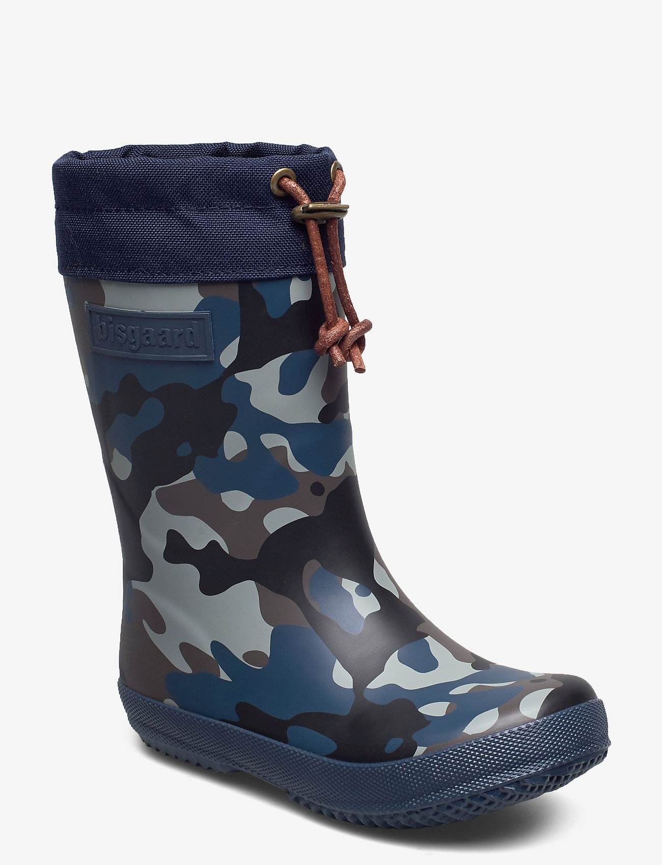"Bisgaard - RUBBER BOOT - ""WINTER THERMO"" - gummistiefel - camouflage-blue - 0"