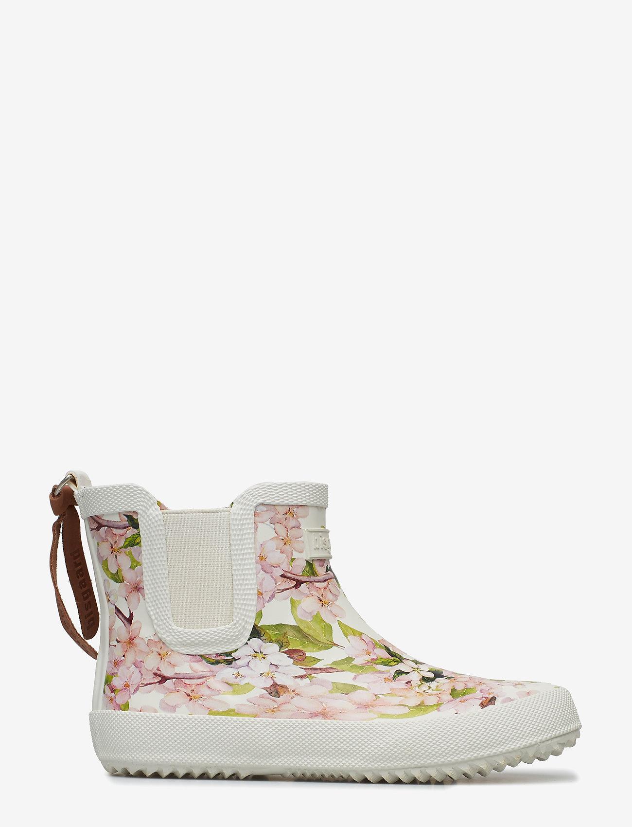 "Bisgaard - RUBBER BOOT ""BABY"" - gummistiefel - creme-flowers - 1"
