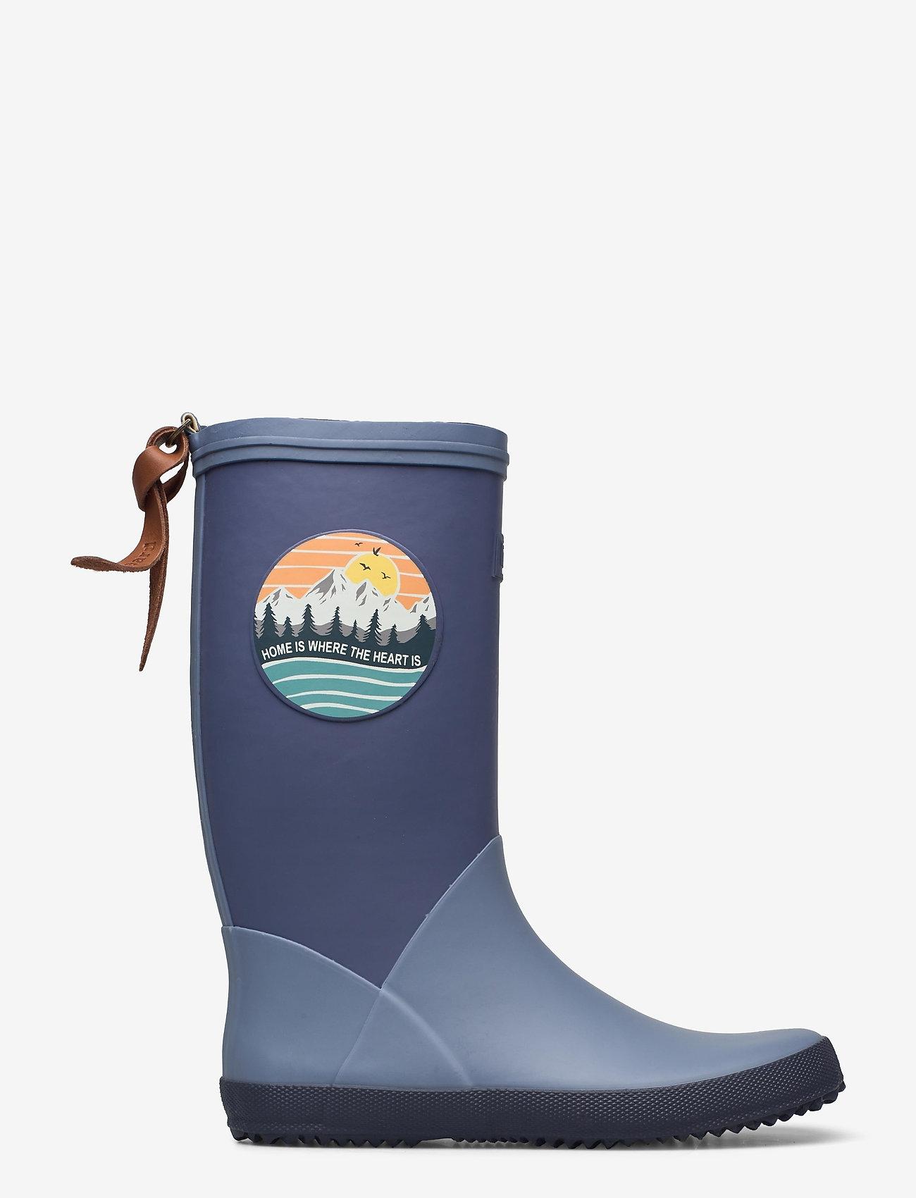 Bisgaard - bisgaard fashion II - gummistøvler - blue - 1