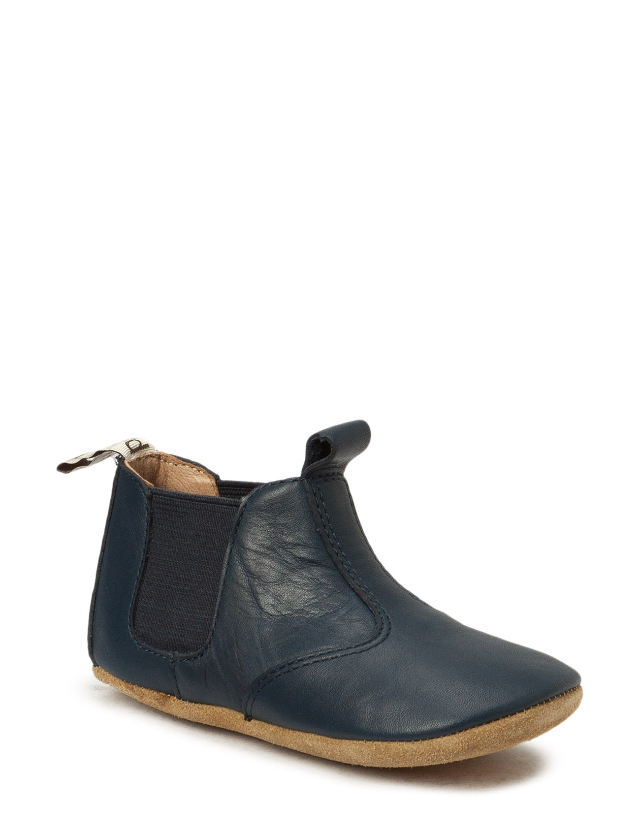 9a137d23ef3 Chelsea Home Shoe (21 Navy) (379 kr) - Bisgaard -   Boozt.com
