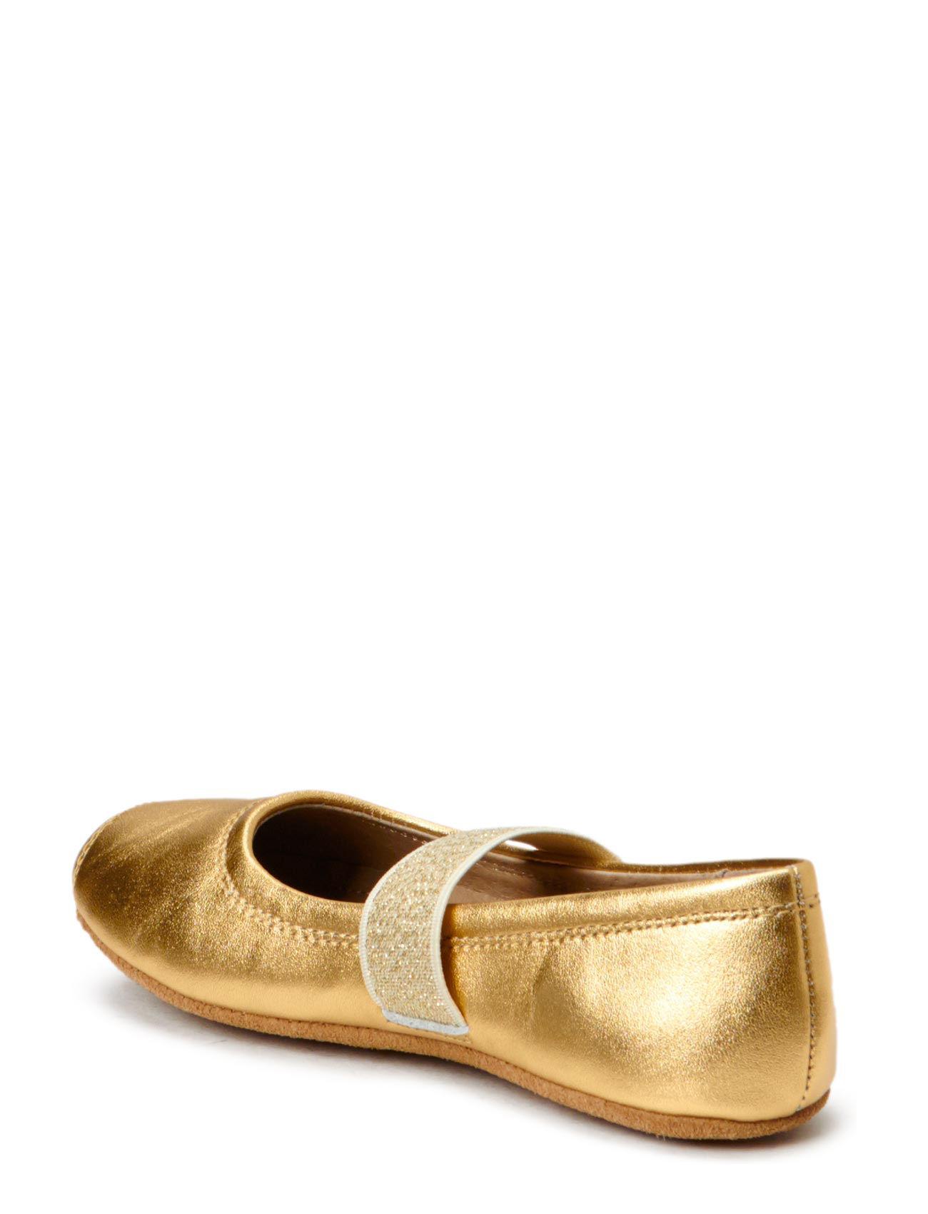 a01938d3351c Bisgaard hjemmesko – Slippers Ballet til børn i 01 SILVER - Pashion.dk