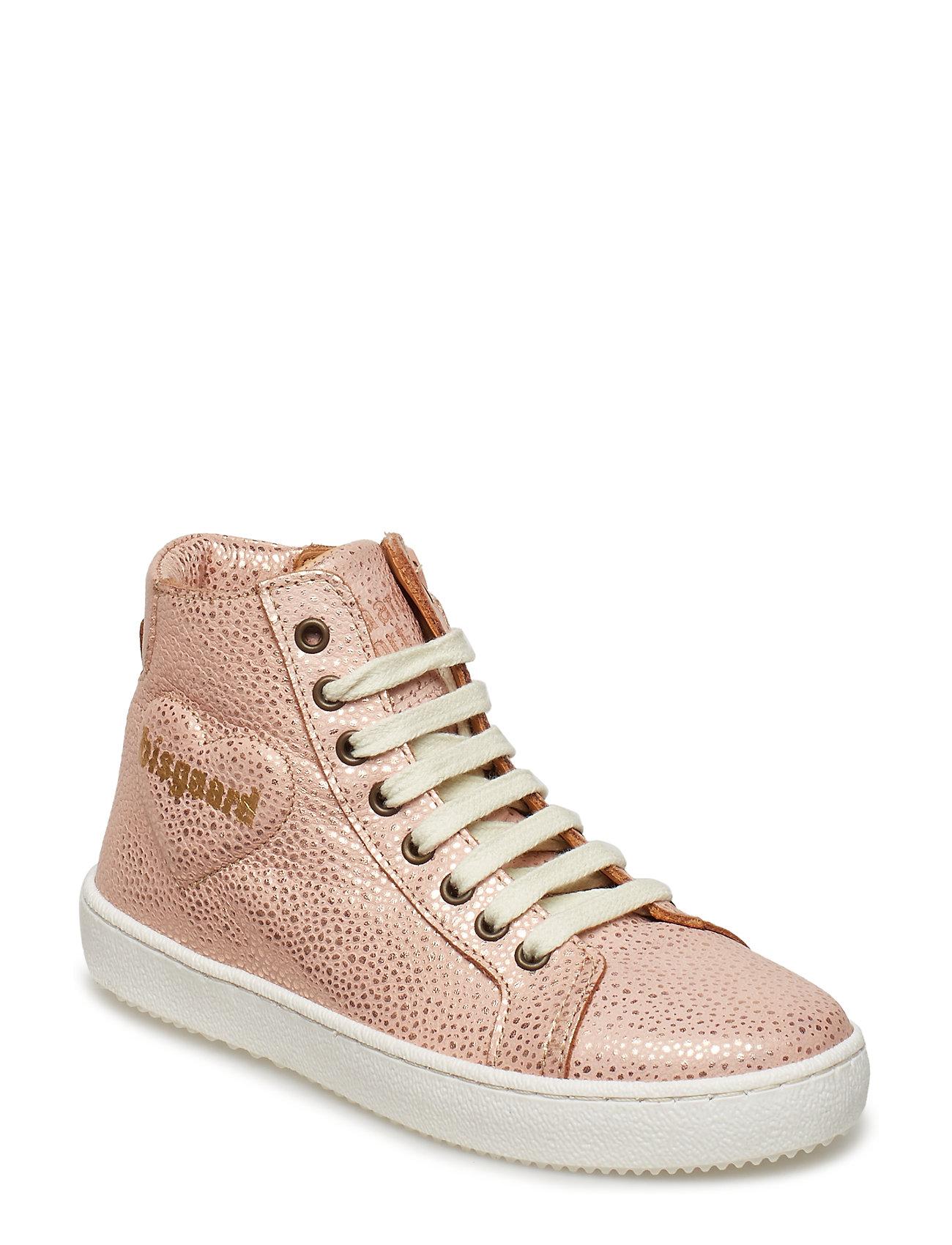 Bisgaard Prewalker Shoes Blush