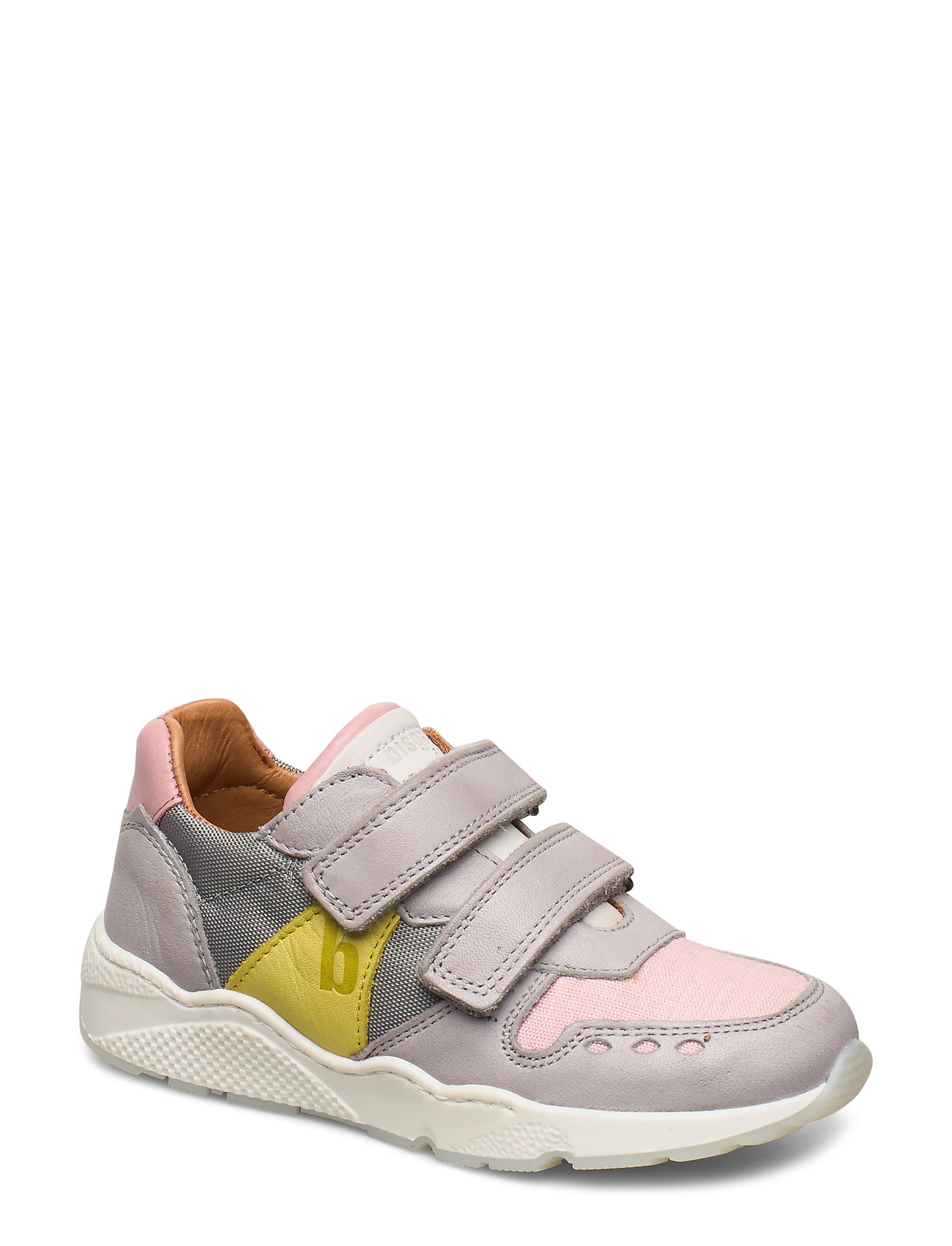 Bisgaard shoes with Velcro - LAVENDER