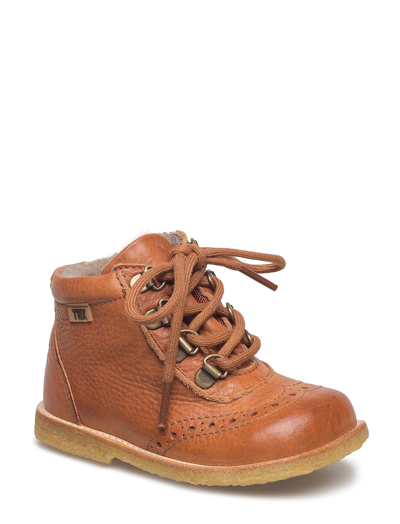 Image of Tex Boot Børnesko Pre-walkers Brun BISGAARD (3067494137)