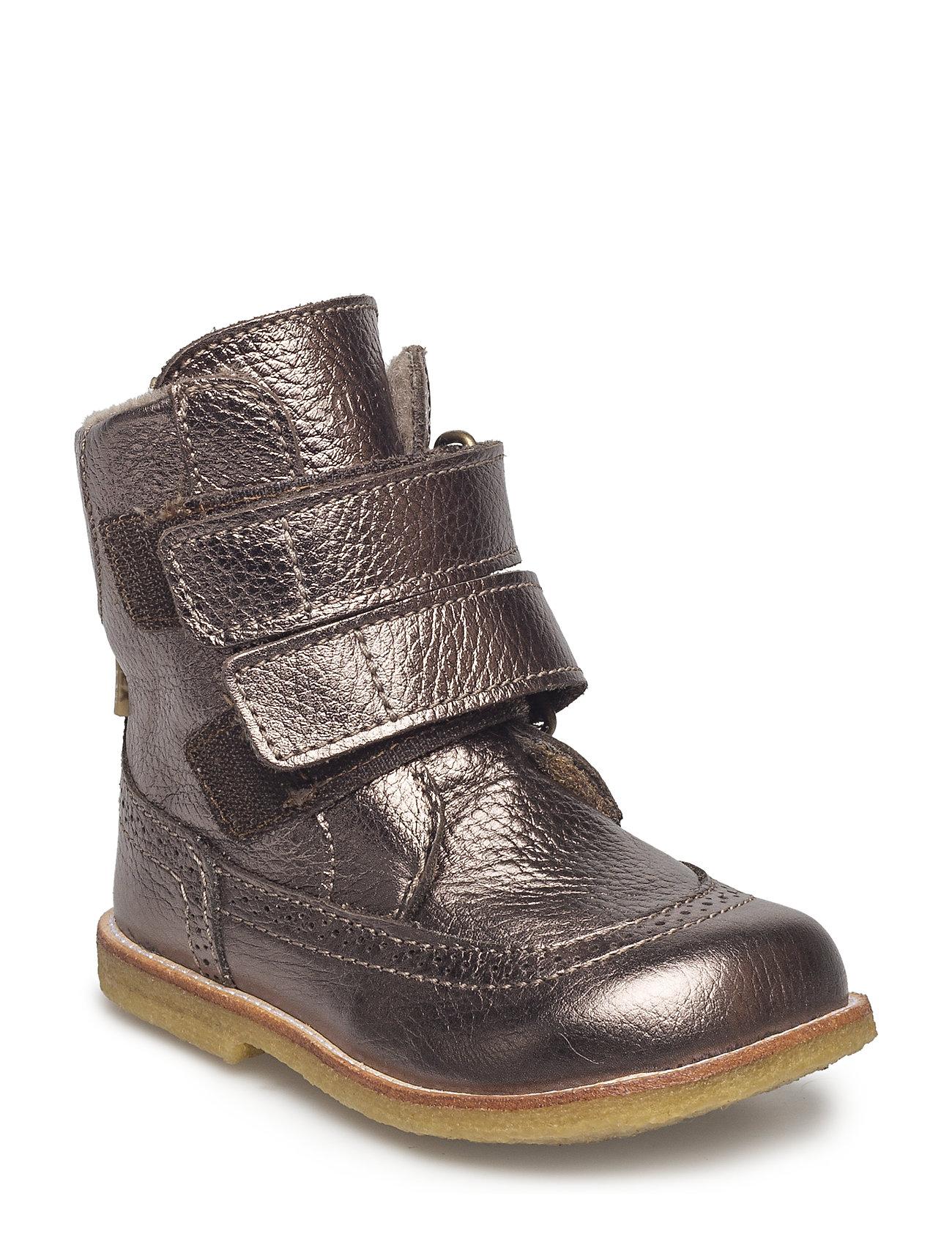 5cb49a41e3f Bisgaard støvler – Tex Boot til børn i Blå - Pashion.dk