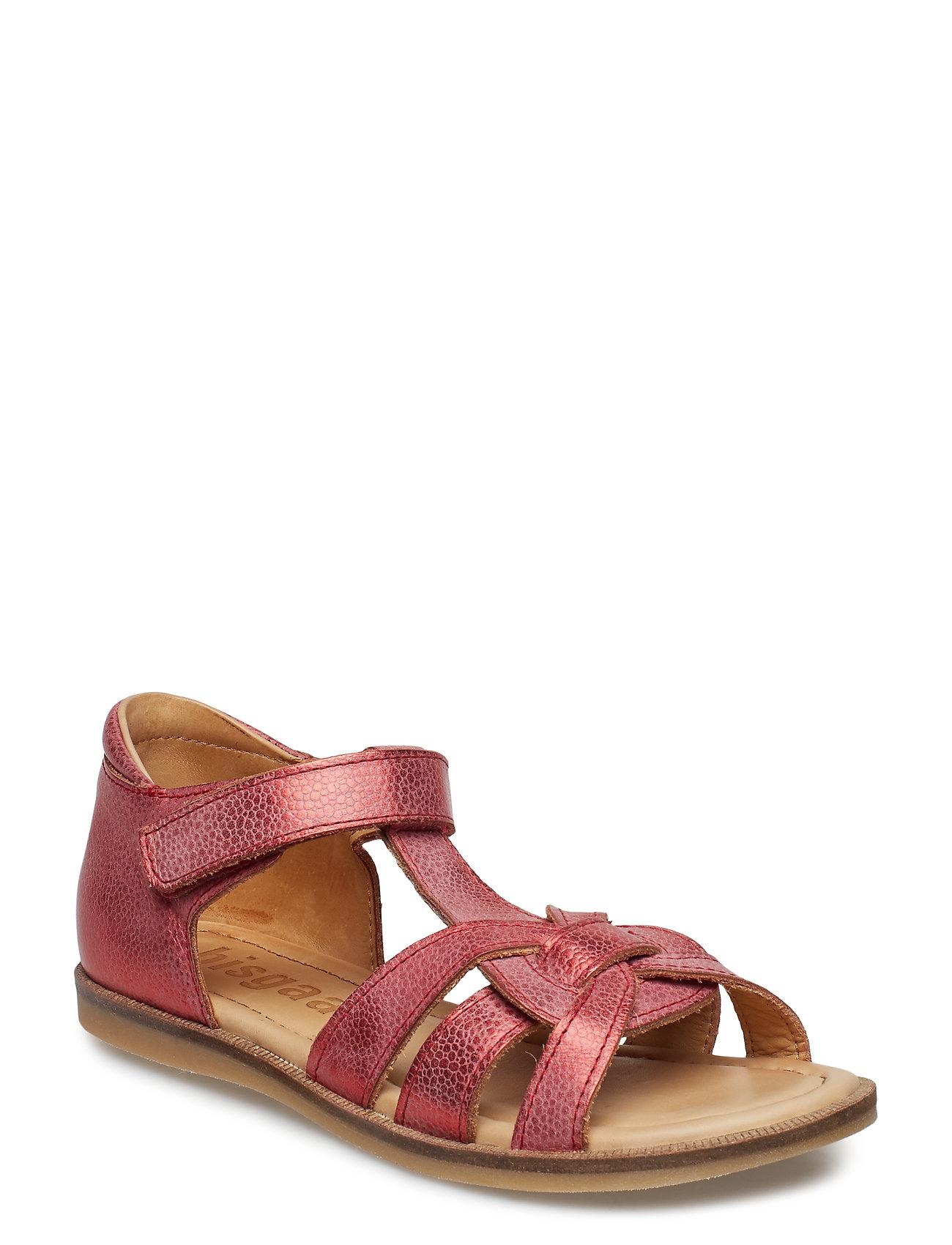 Sandal Sandaler Rød BISGAARD