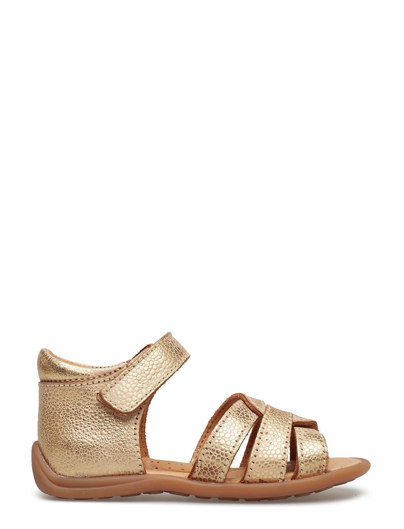 Sandal Sandaler Guld BISGAARD